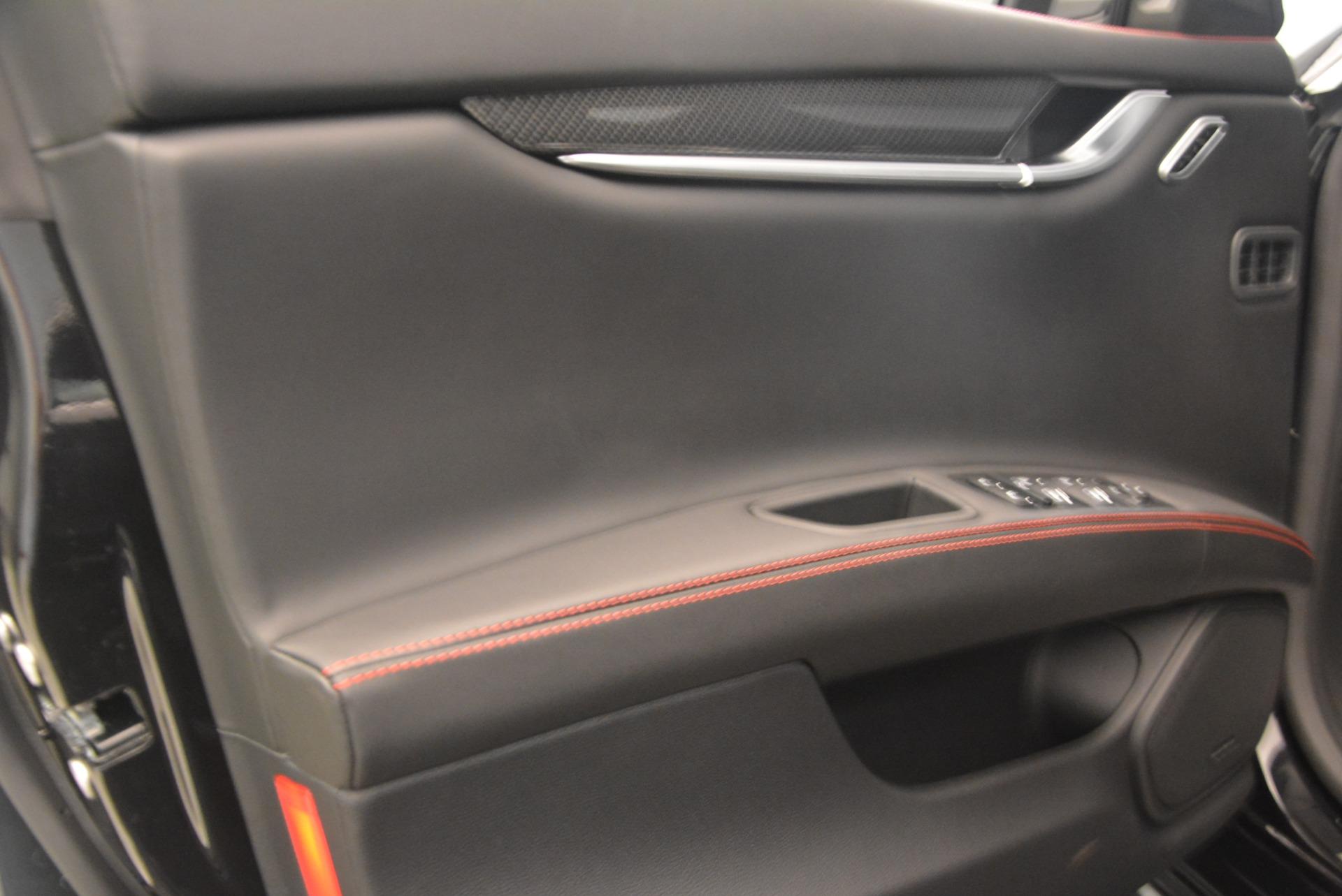 New 2018 Maserati Ghibli S Q4 Gransport For Sale In Greenwich, CT 2036_p17