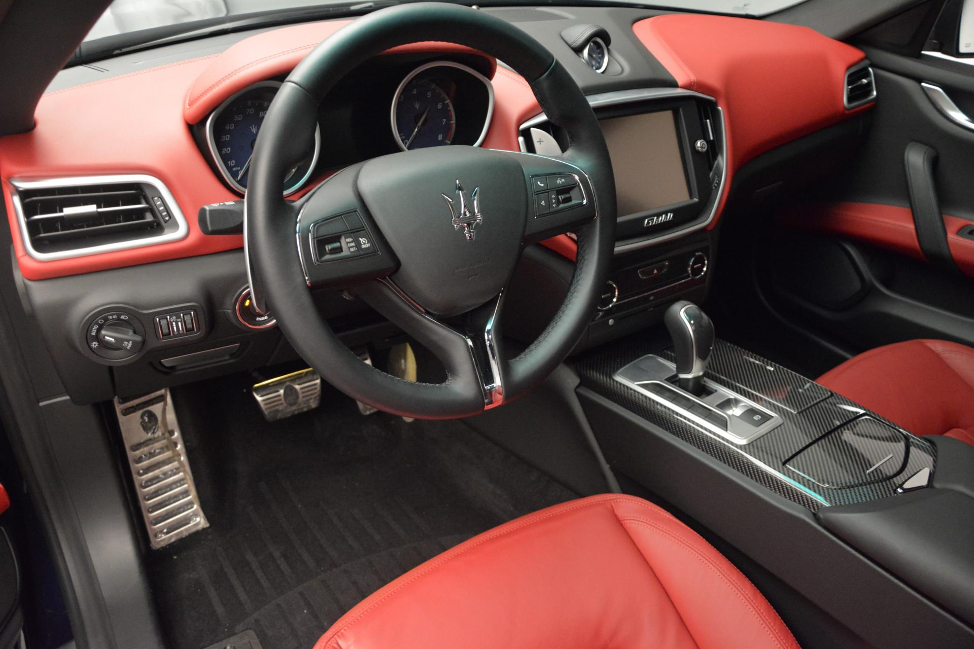 New 2016 Maserati Ghibli S Q4 For Sale In Greenwich, CT 204_p14