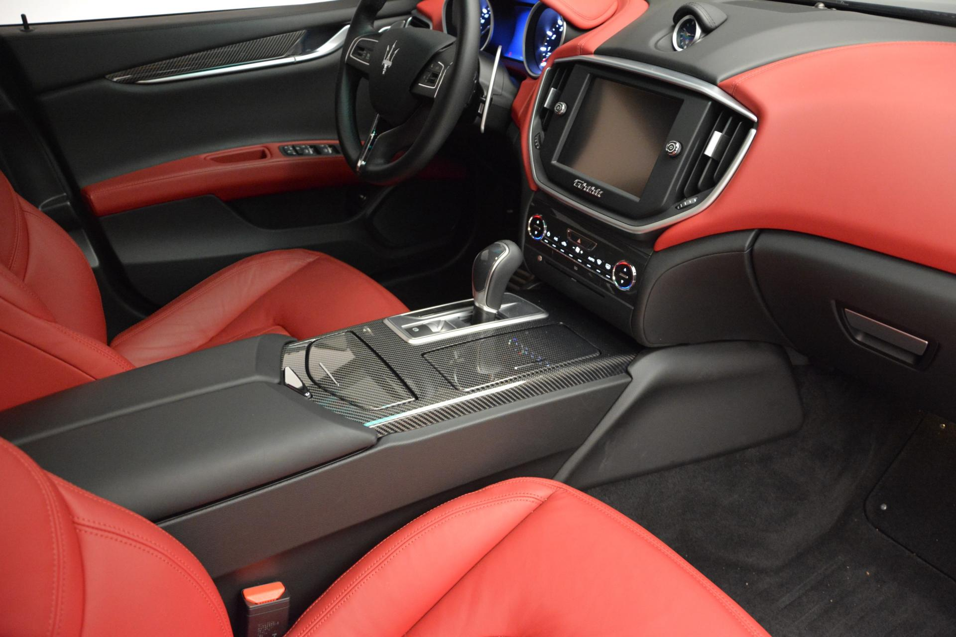 New 2016 Maserati Ghibli S Q4 For Sale In Greenwich, CT 204_p20