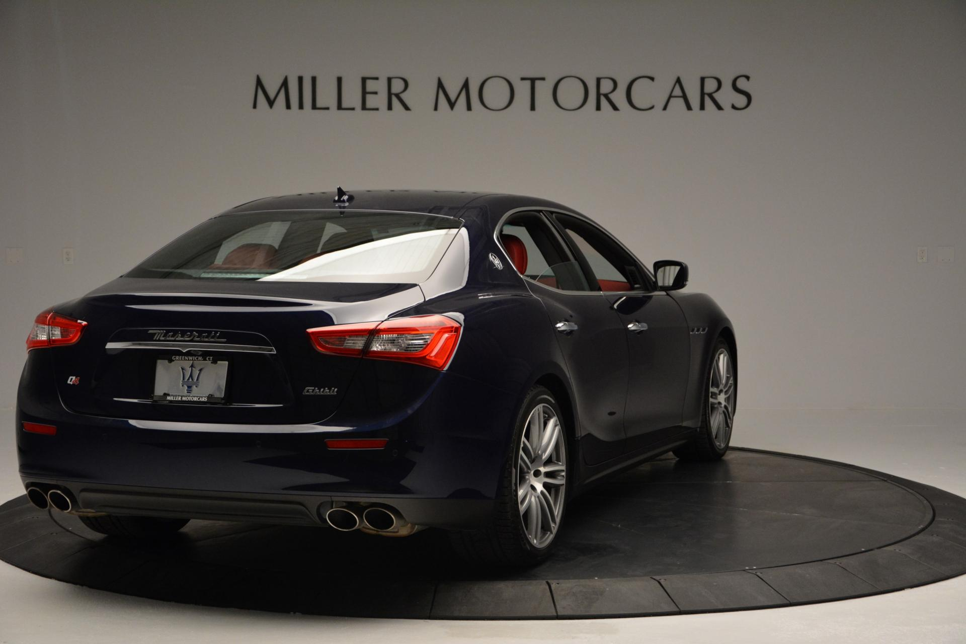 New 2016 Maserati Ghibli S Q4 For Sale In Greenwich, CT 204_p7