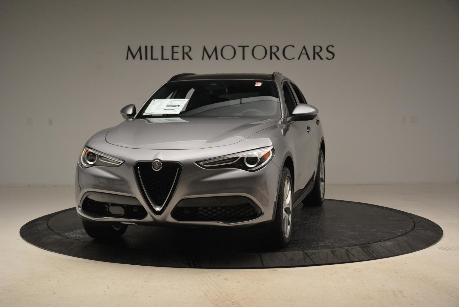 New 2018 Alfa Romeo Stelvio Ti Sport Q4 For Sale In Greenwich, CT 2040_main