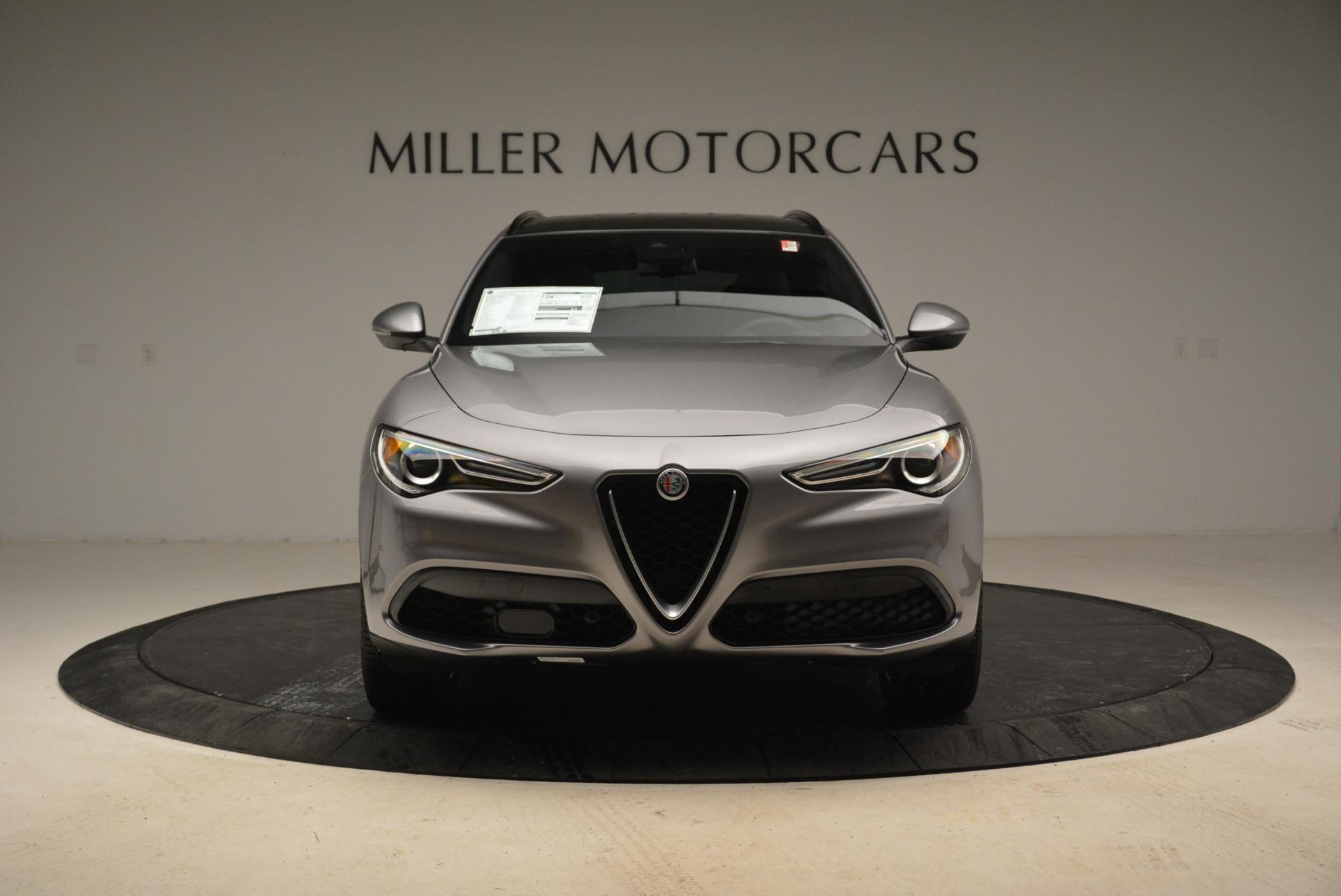 New 2018 Alfa Romeo Stelvio Ti Sport Q4 For Sale In Greenwich, CT 2040_p12