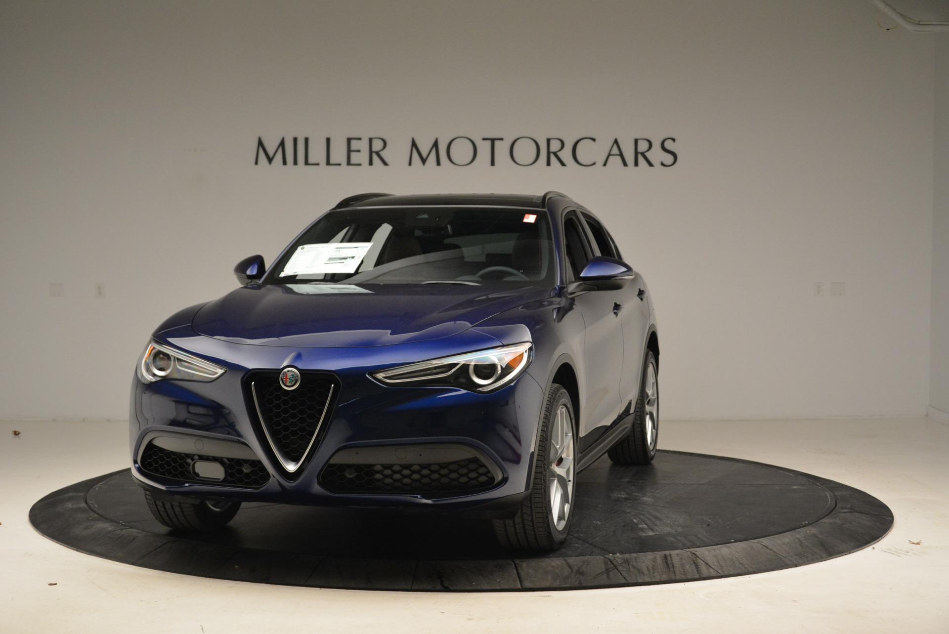 New 2018 Alfa Romeo Stelvio Ti Sport Q4 For Sale In Greenwich, CT 2042_main