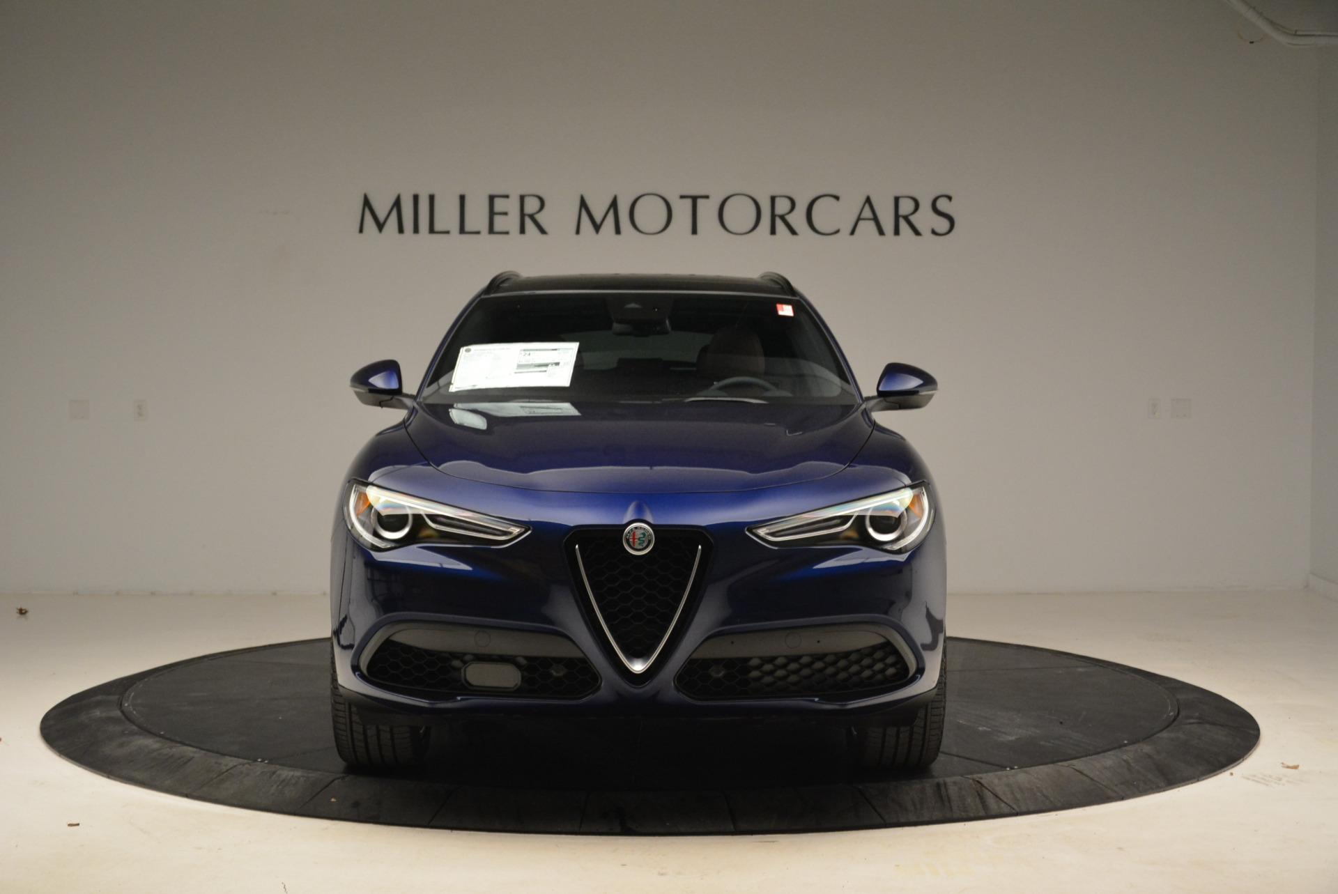New 2018 Alfa Romeo Stelvio Ti Sport Q4 For Sale In Greenwich, CT 2042_p12