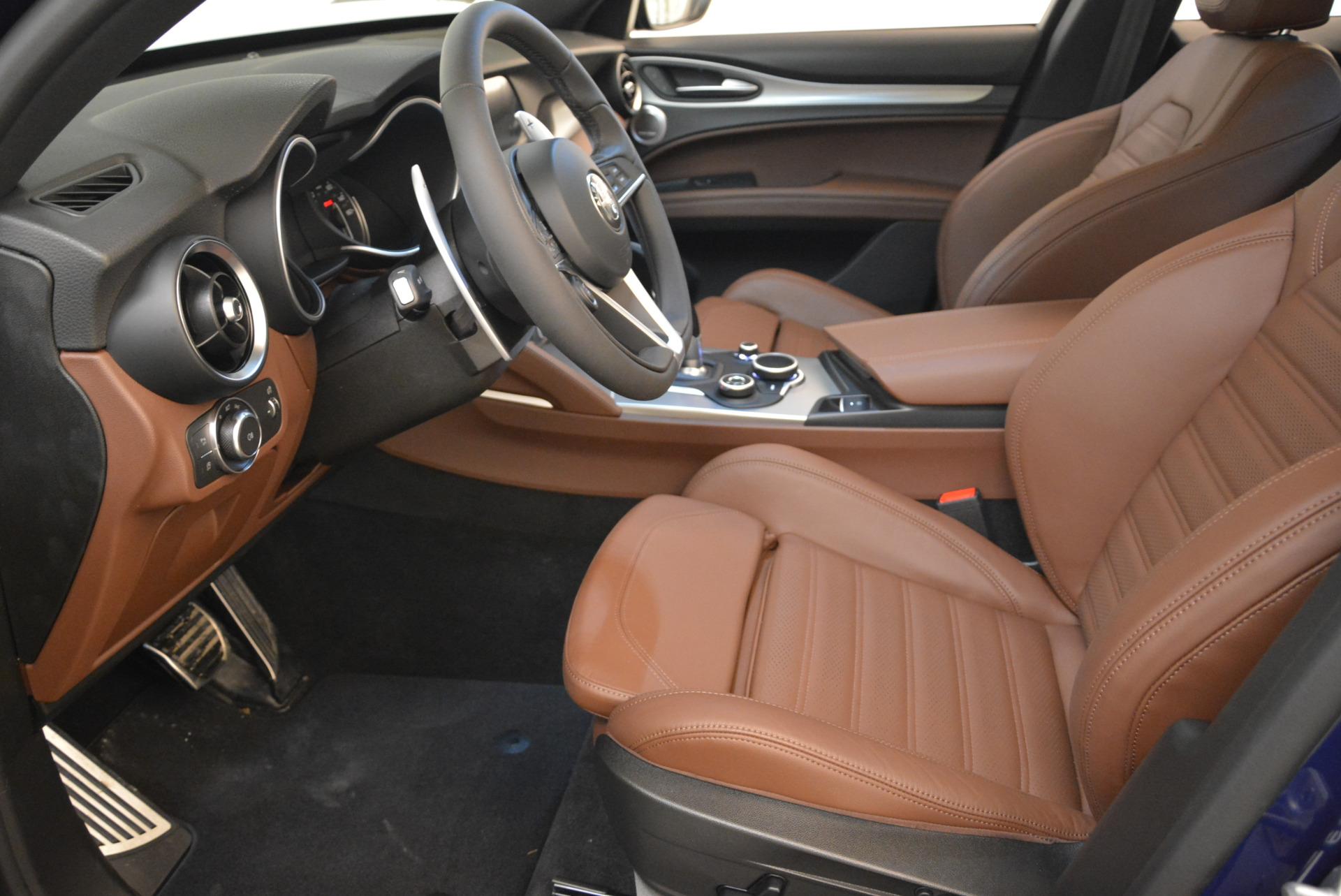 New 2018 Alfa Romeo Stelvio Ti Sport Q4 For Sale In Greenwich, CT 2042_p14