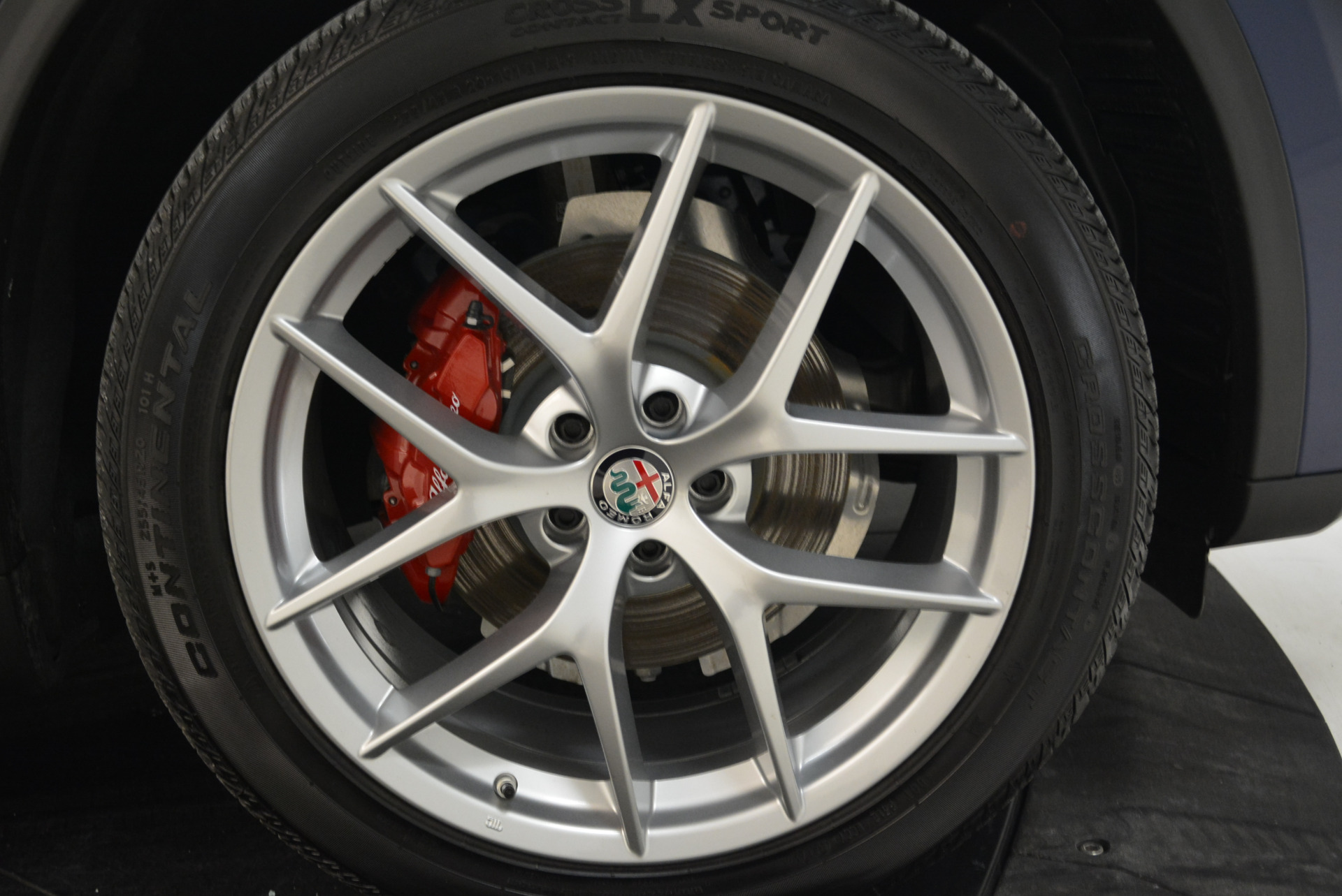 New 2018 Alfa Romeo Stelvio Ti Sport Q4 For Sale In Greenwich, CT 2042_p25