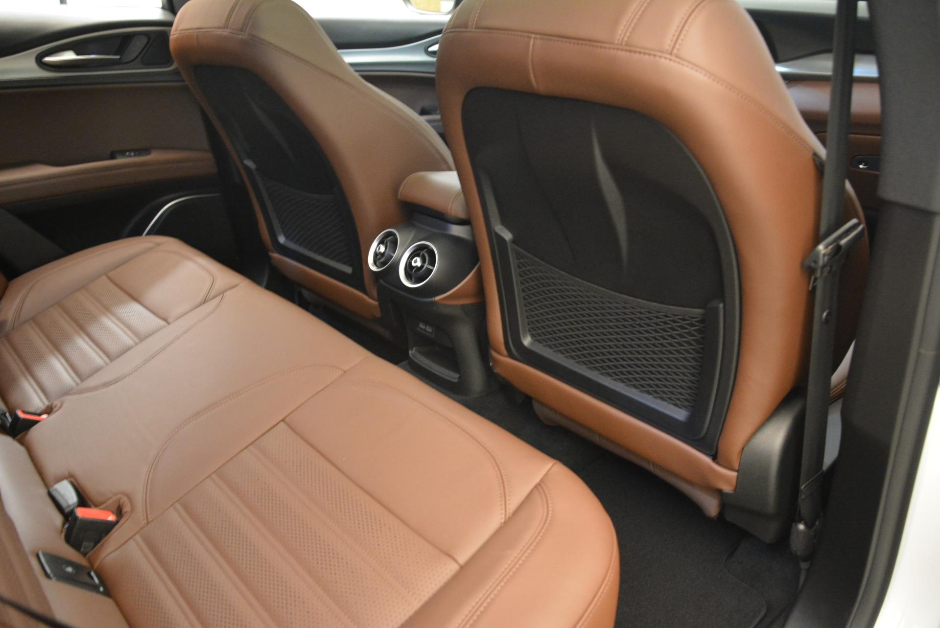 New 2018 Alfa Romeo Stelvio Ti Sport Q4 For Sale In Greenwich, CT 2044_p22