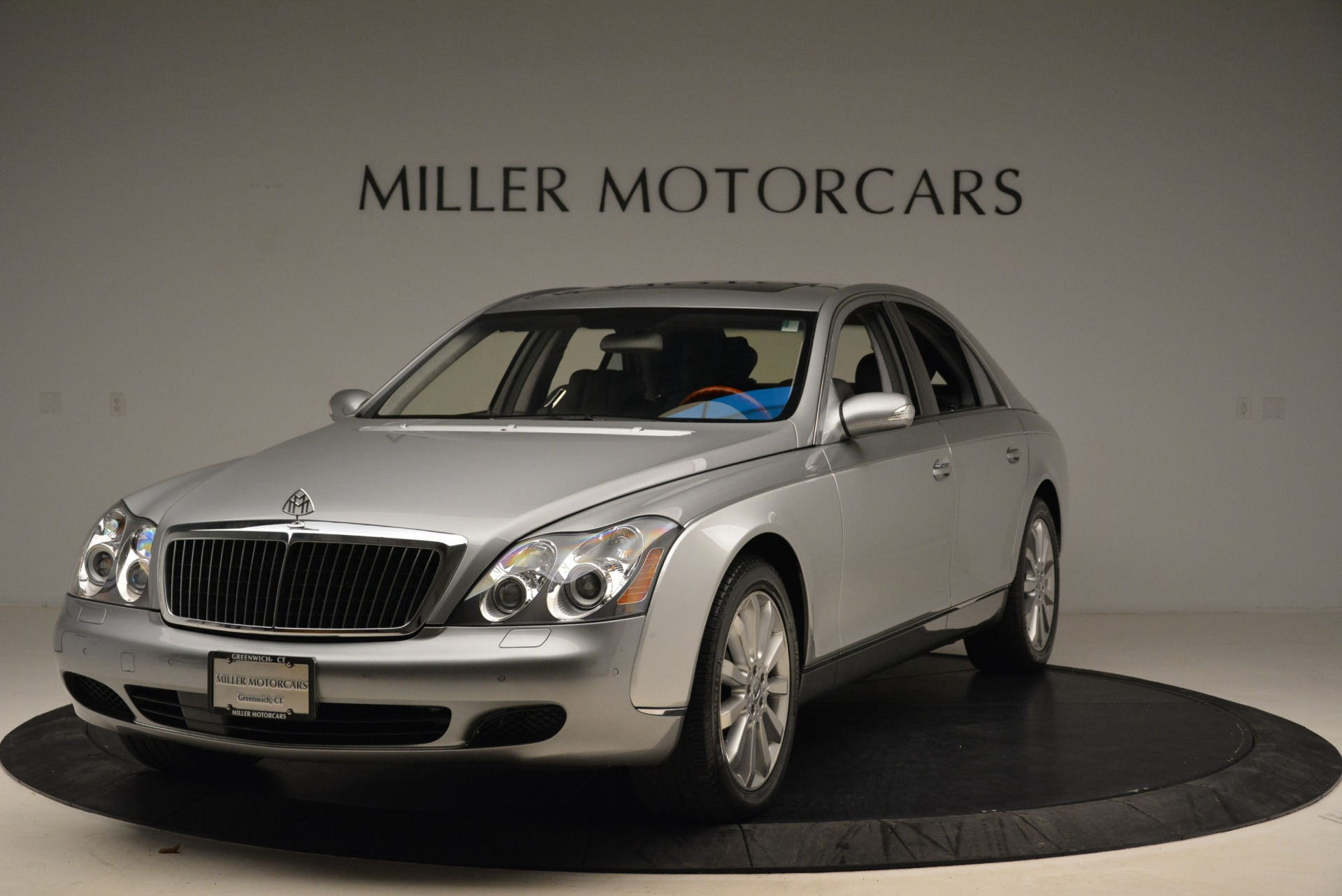 Used 2004 Maybach 57  For Sale In Greenwich, CT 2045_main