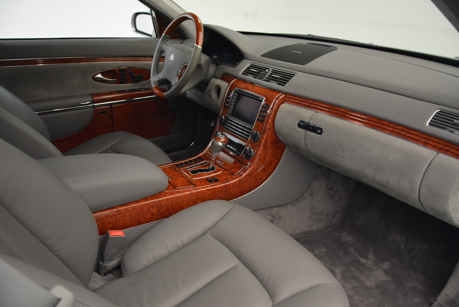 Used 2004 Maybach 57  For Sale In Greenwich, CT 2045_p26