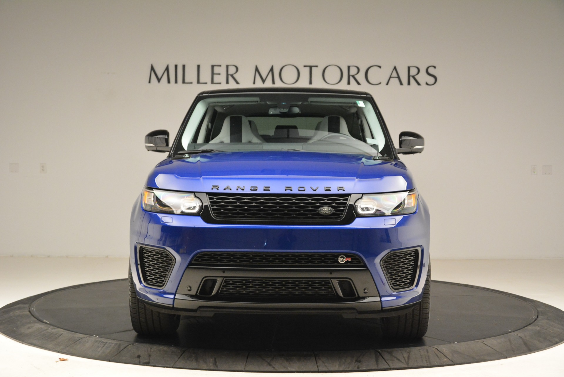 Used 2015 Land Rover Range Rover Sport SVR For Sale In Greenwich, CT 2046_p12