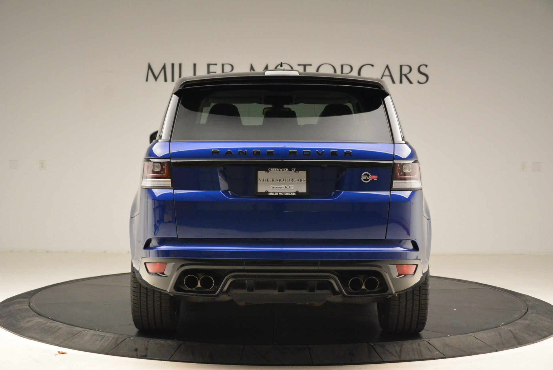 Used 2015 Land Rover Range Rover Sport SVR For Sale In Greenwich, CT 2046_p6