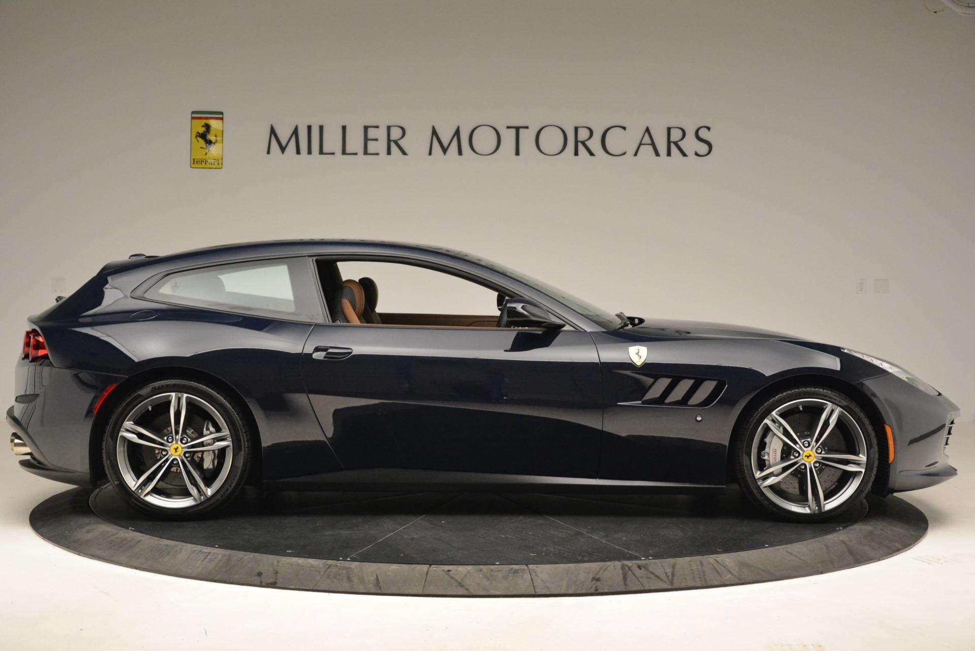 Used 2017 Ferrari GTC4Lusso  For Sale In Greenwich, CT 2047_p9