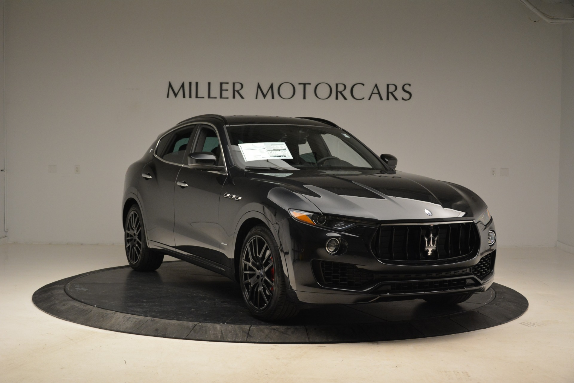 New 2018 Maserati Levante Q4 GranSport For Sale In Greenwich, CT 2048_p10