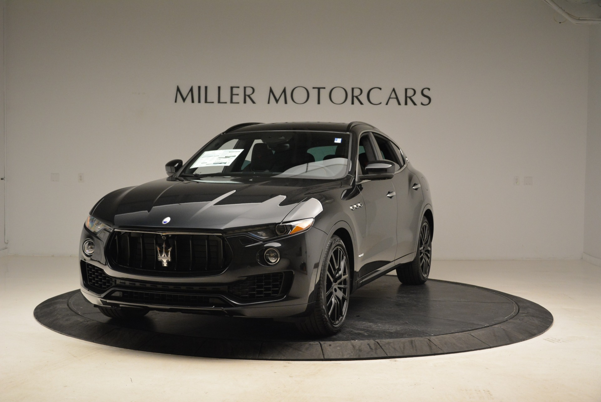 New 2018 Maserati Levante Q4 GranSport For Sale In Greenwich, CT 2048_p12