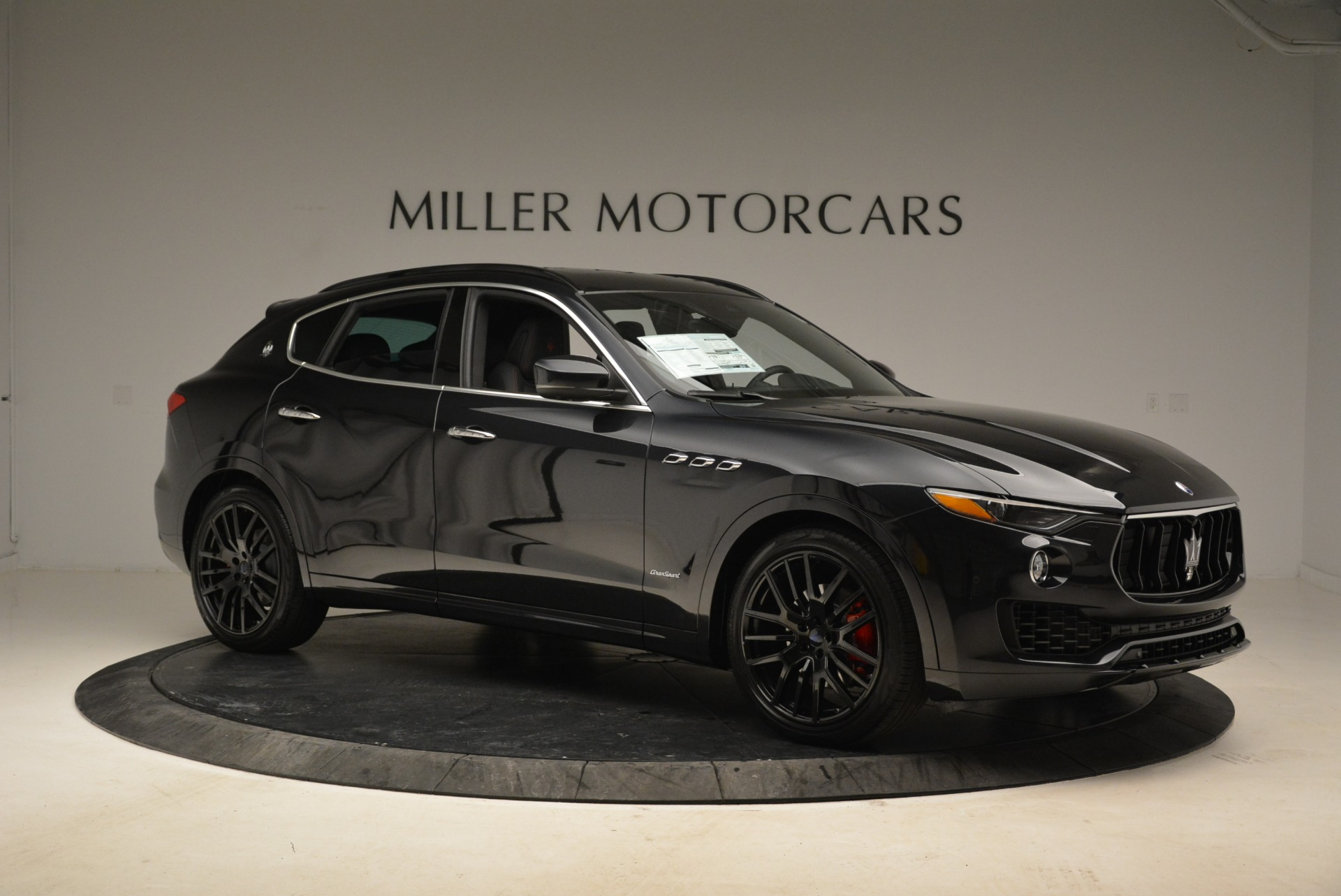 New 2018 Maserati Levante Q4 GranSport For Sale In Greenwich, CT 2048_p9