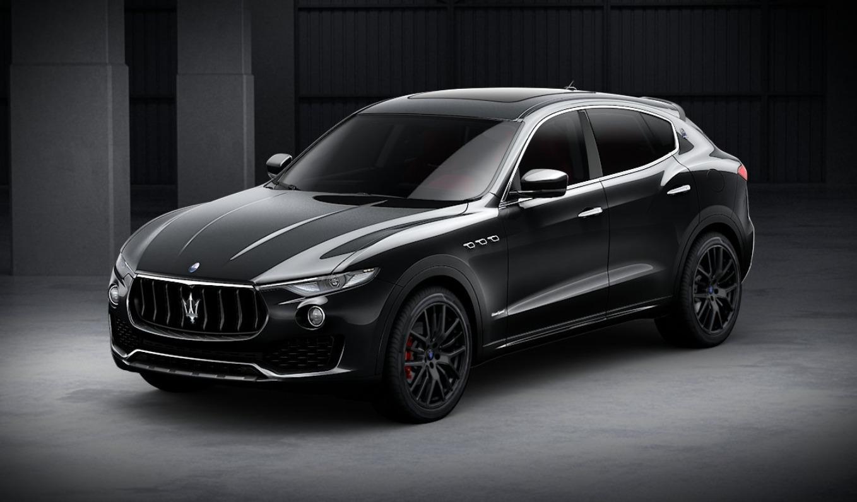 New 2018 Maserati Levante Q4 GranSport For Sale In Greenwich, CT 2049_main