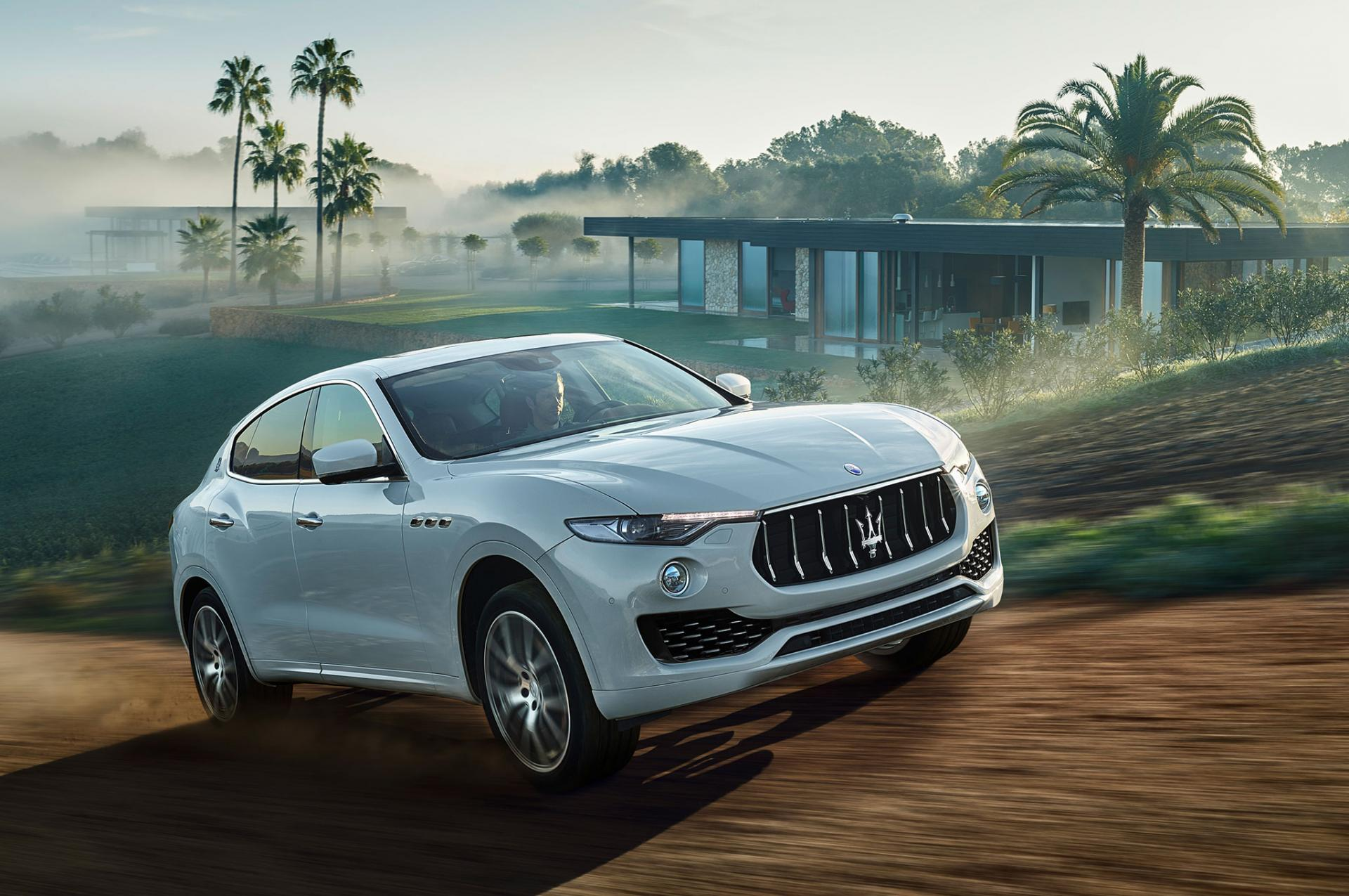 New 2017 Maserati Levante  For Sale In Greenwich, CT 205_p5