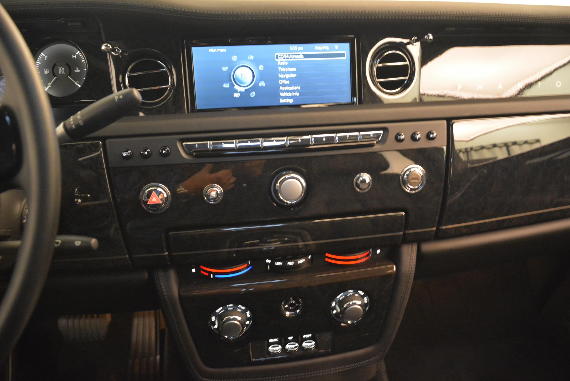 Used 2014 Rolls-Royce Phantom EWB For Sale In Greenwich, CT 2051_p31