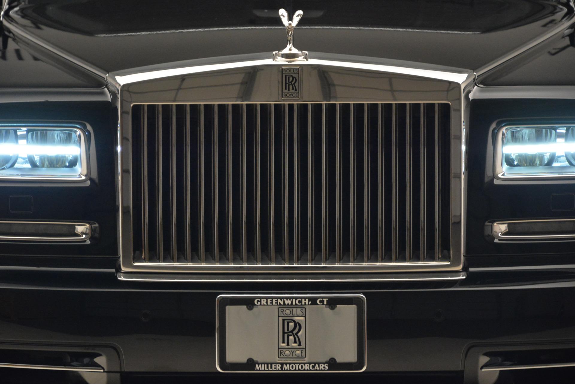 Used 2014 Rolls-Royce Phantom EWB For Sale In Greenwich, CT 2051_p5