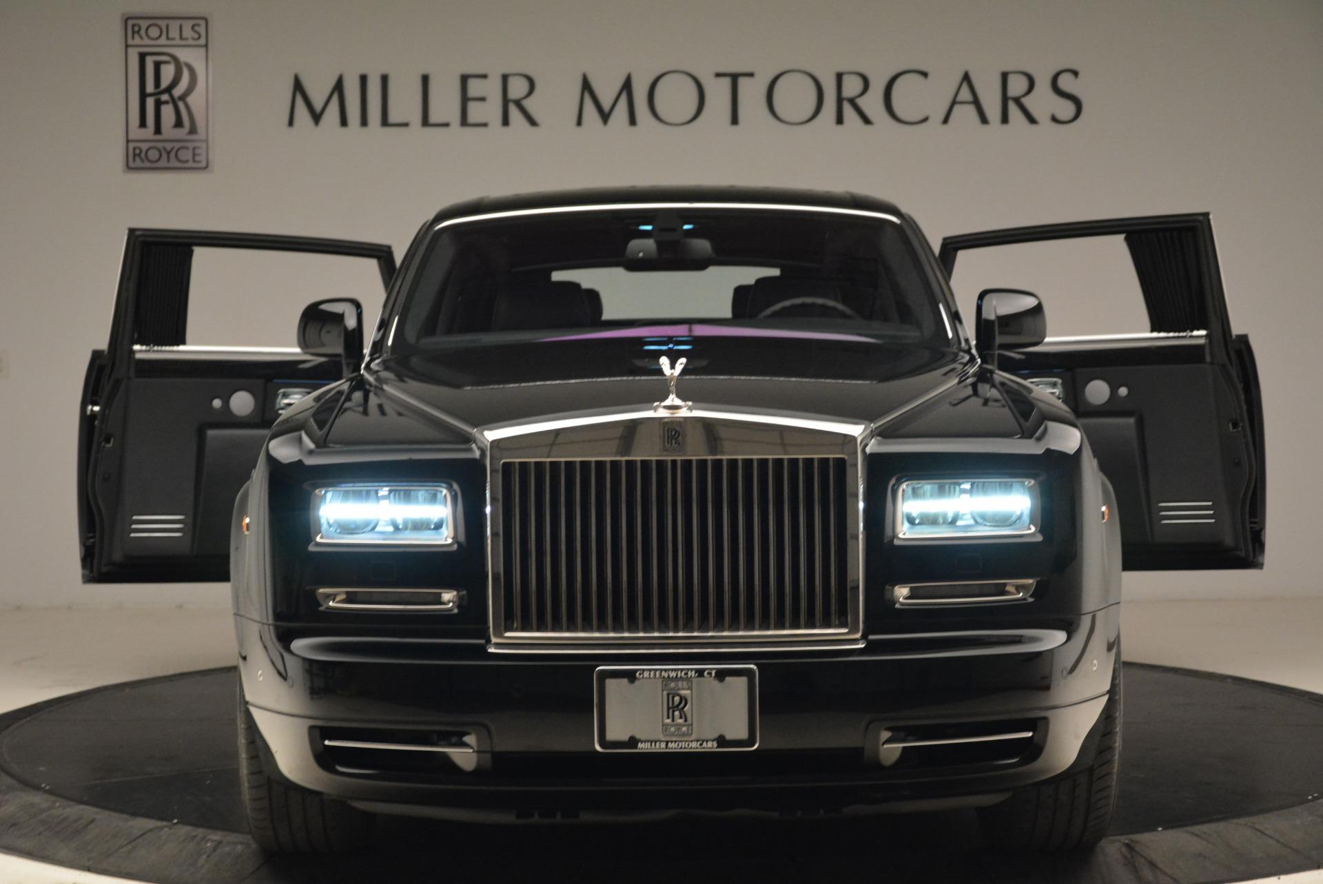 Used 2014 Rolls-Royce Phantom EWB For Sale In Greenwich, CT 2051_p6