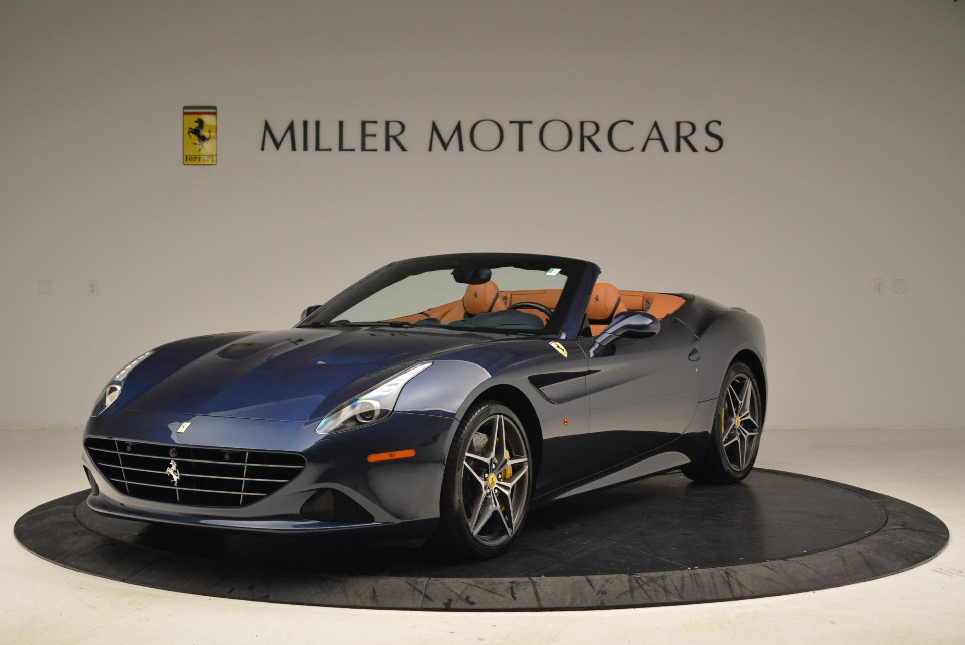 Used 2017 Ferrari California T Handling Speciale For Sale In Greenwich, CT 2052_main