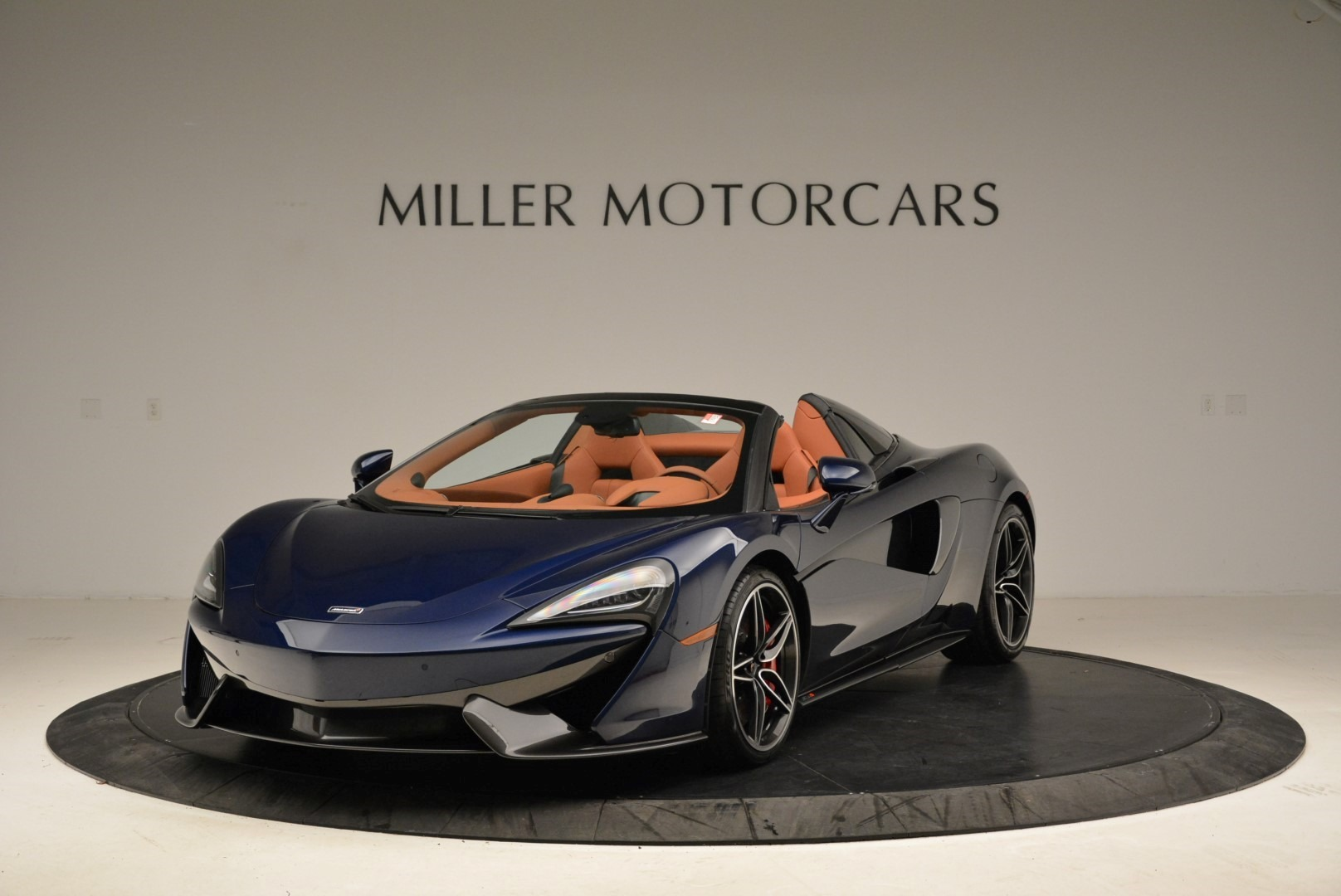 New 2018 McLaren 570S Spider For Sale In Greenwich, CT 2053_main
