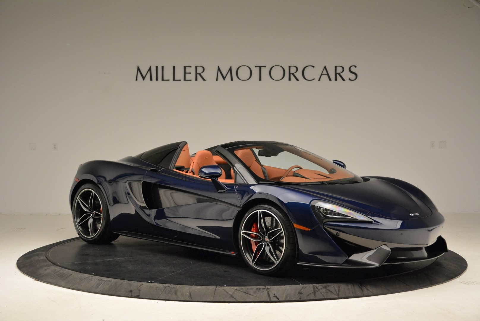 New 2018 McLaren 570S Spider For Sale In Greenwich, CT 2053_p10