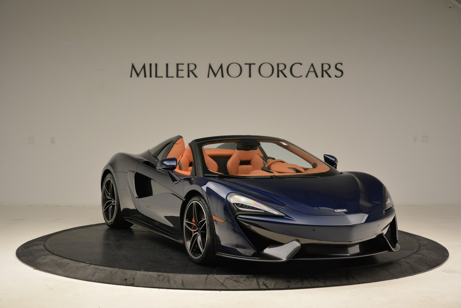 New 2018 McLaren 570S Spider For Sale In Greenwich, CT 2053_p11