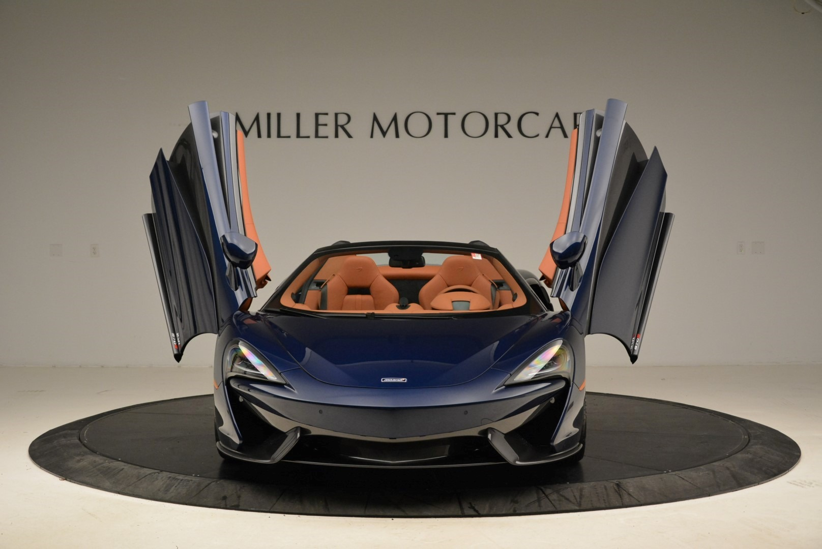 New 2018 McLaren 570S Spider For Sale In Greenwich, CT 2053_p13