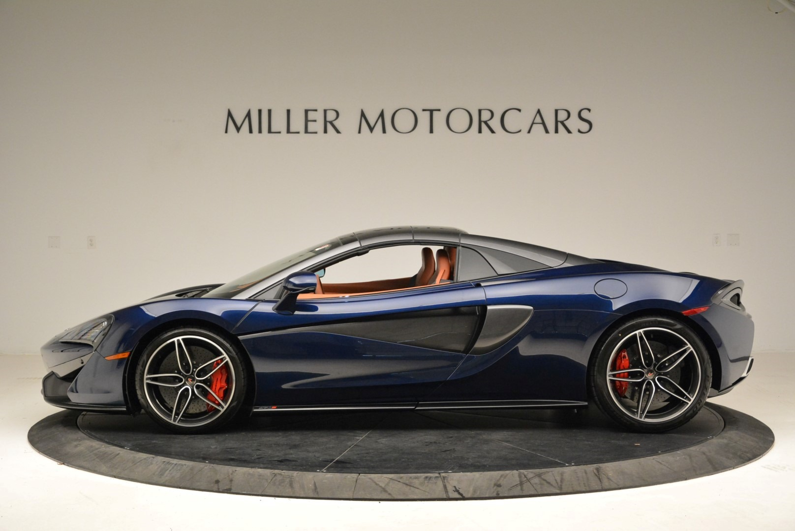 New 2018 McLaren 570S Spider For Sale In Greenwich, CT 2053_p16