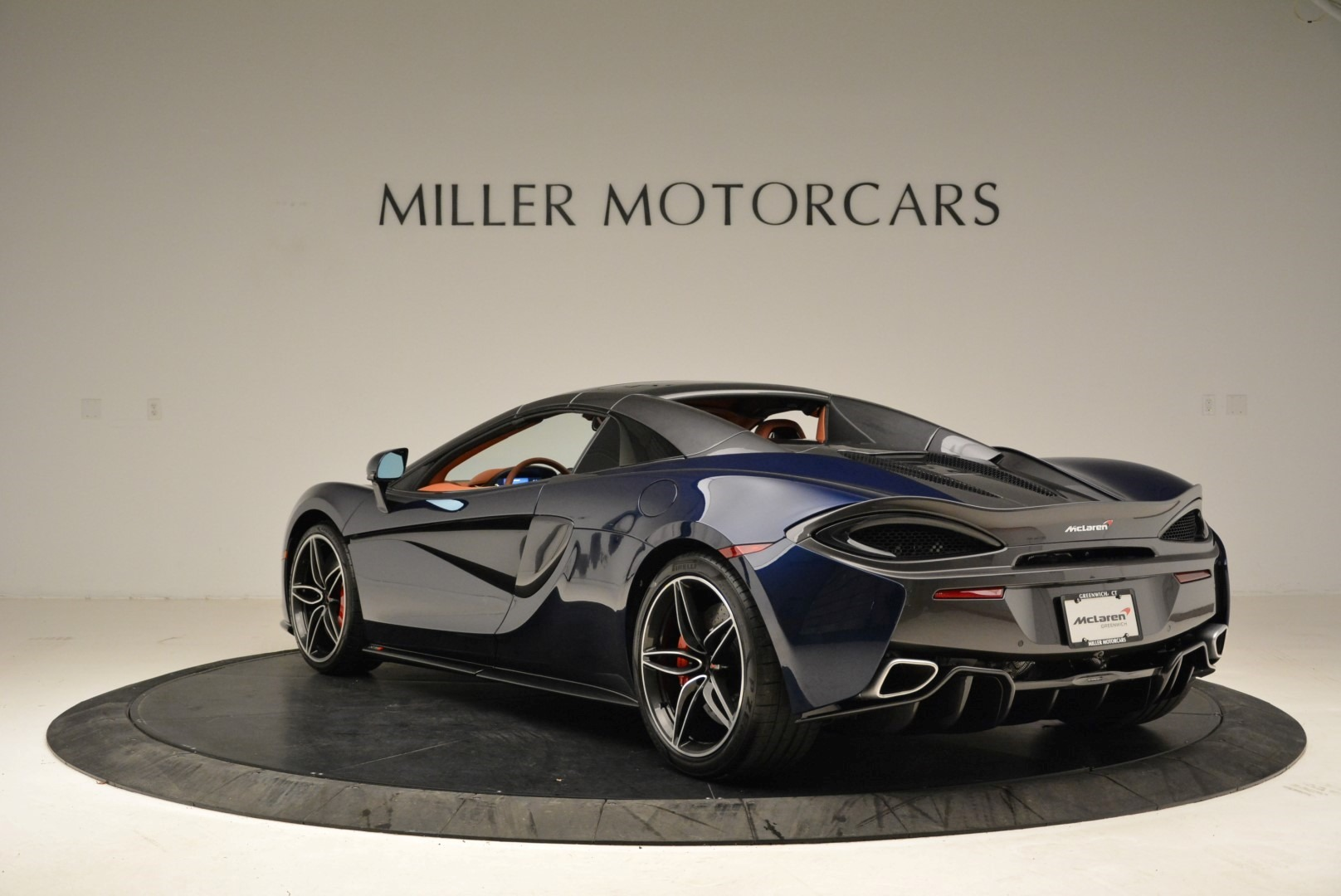 New 2018 McLaren 570S Spider For Sale In Greenwich, CT 2053_p17