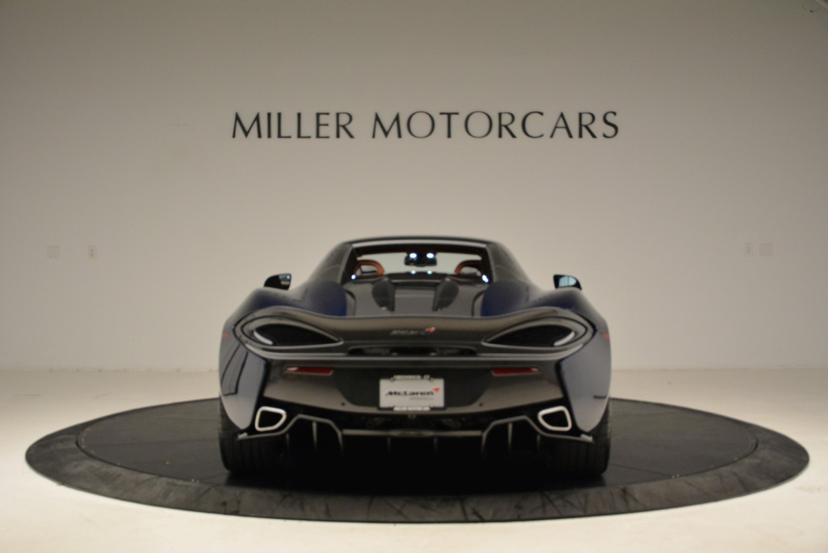 New 2018 McLaren 570S Spider For Sale In Greenwich, CT 2053_p18