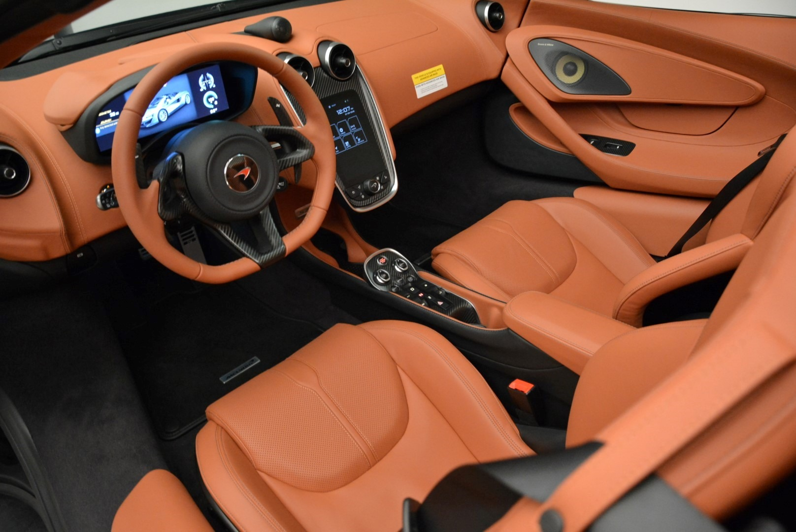 New 2018 McLaren 570S Spider For Sale In Greenwich, CT 2053_p25