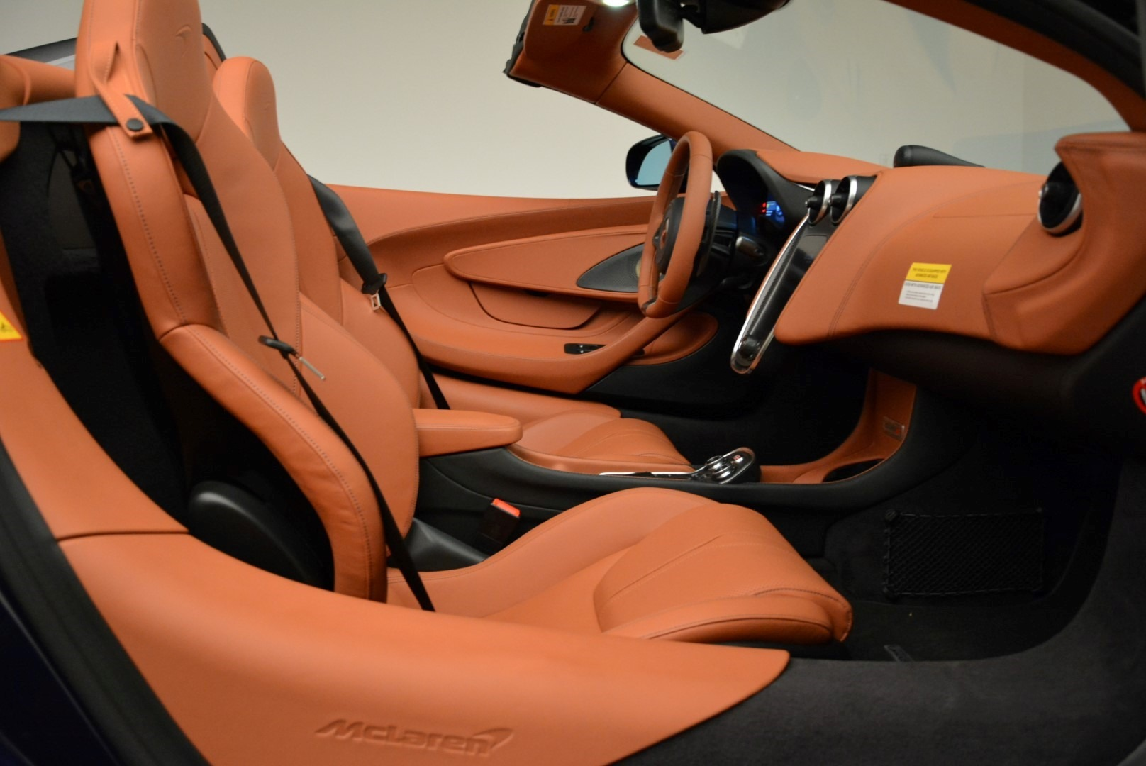 New 2018 McLaren 570S Spider For Sale In Greenwich, CT 2053_p30