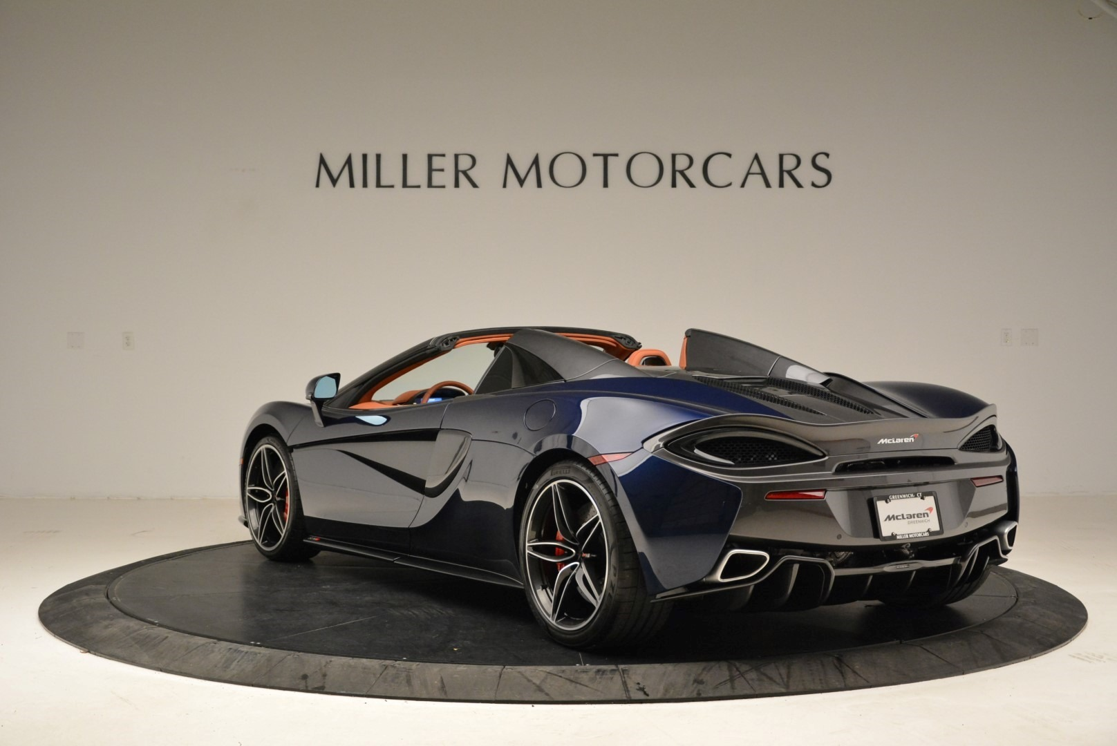 New 2018 McLaren 570S Spider For Sale In Greenwich, CT 2053_p4
