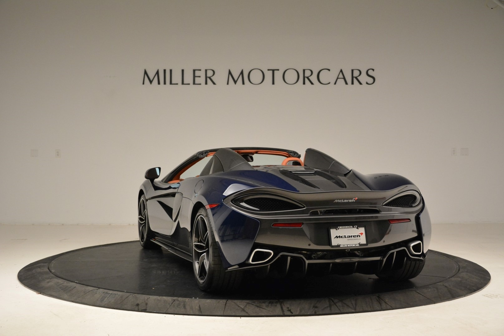 New 2018 McLaren 570S Spider For Sale In Greenwich, CT 2053_p5