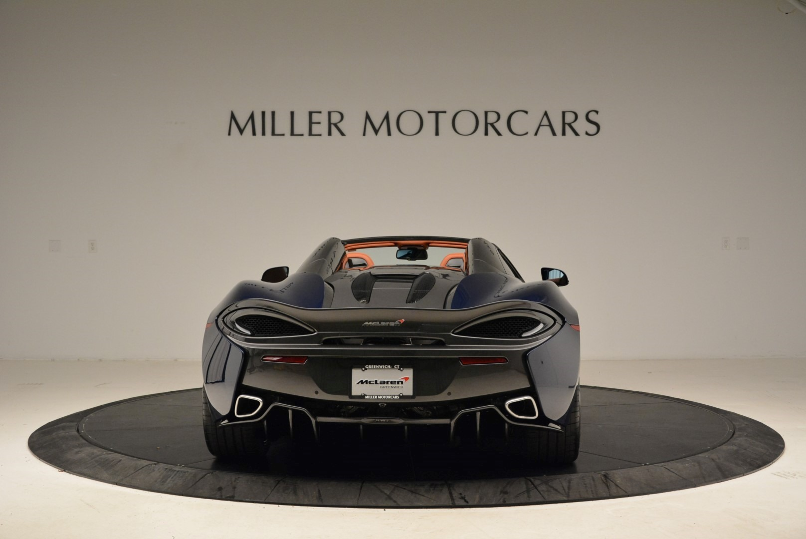 New 2018 McLaren 570S Spider For Sale In Greenwich, CT 2053_p6