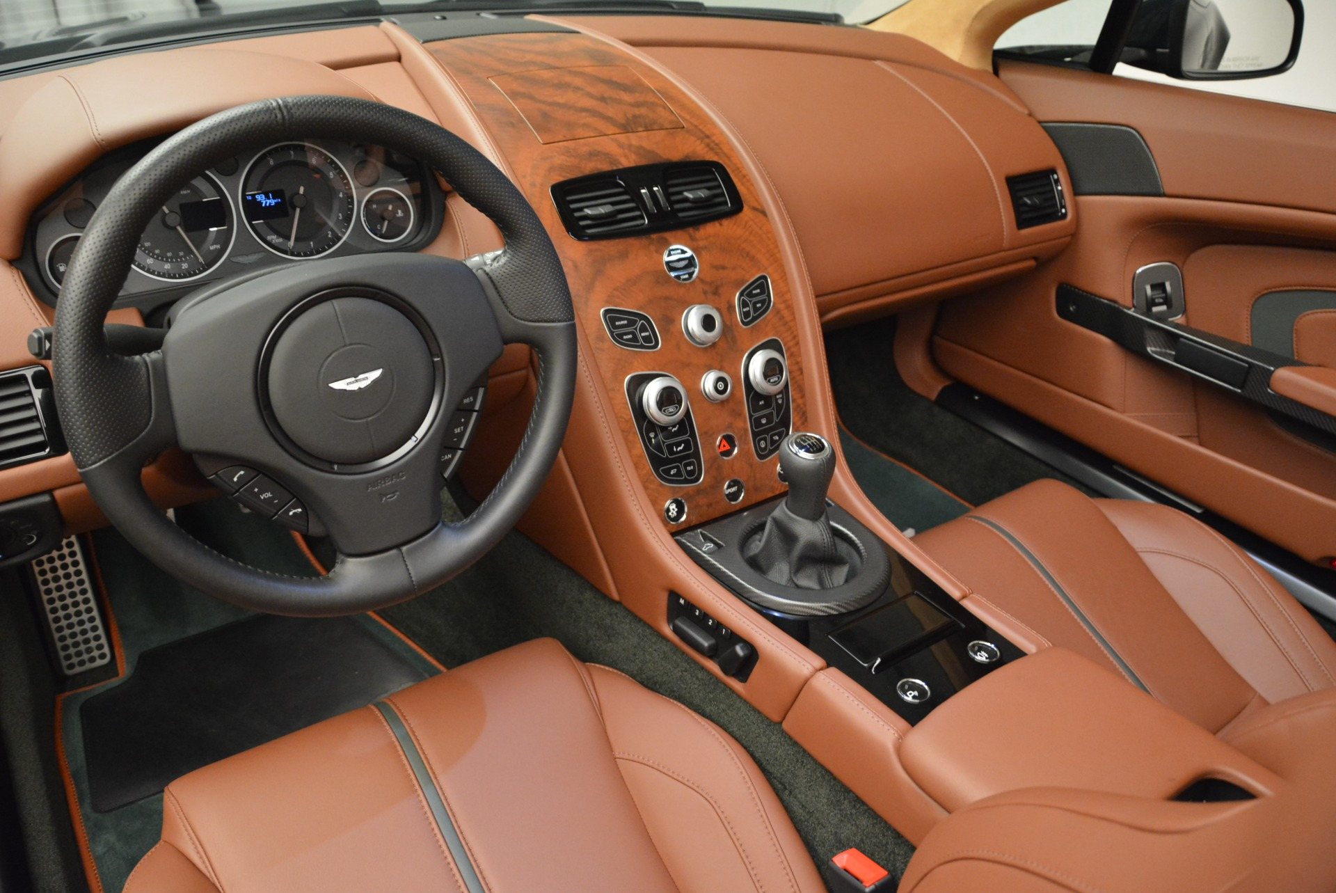 Used 2017 Aston Martin V12 Vantage S Roadster For Sale In Greenwich, CT 2055_p21