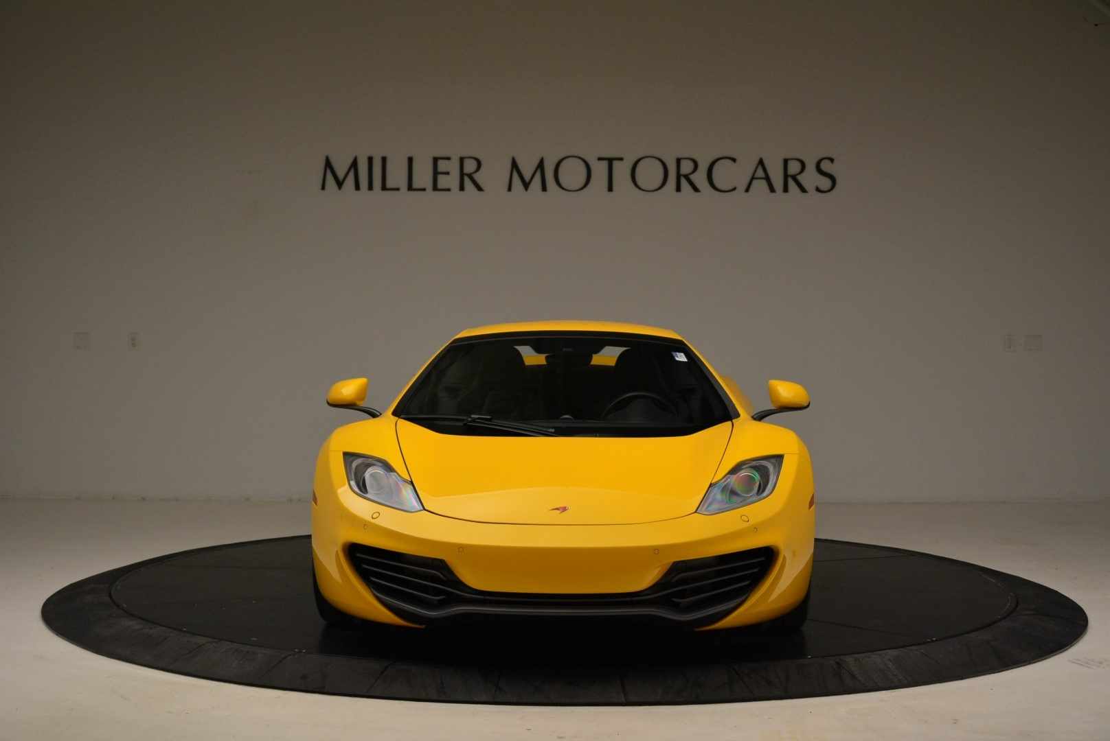 Used 2014 McLaren MP4-12C Spider For Sale In Greenwich, CT 2057_p22