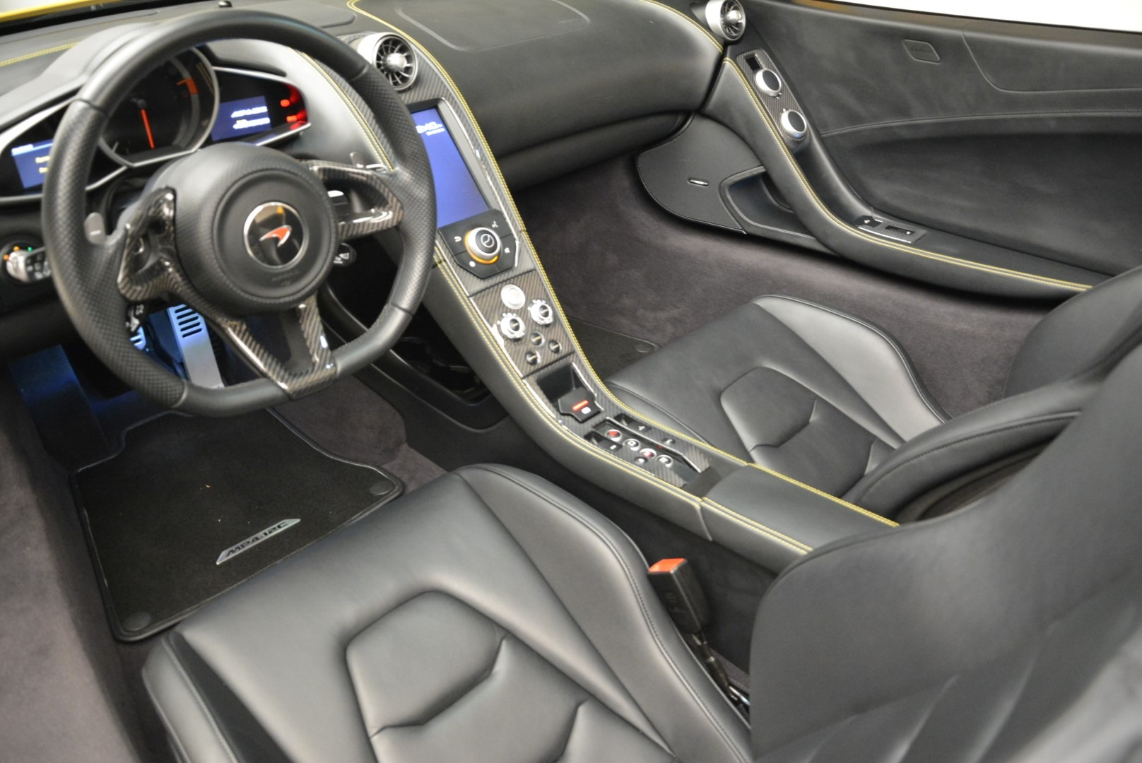 Used 2014 McLaren MP4-12C Spider For Sale In Greenwich, CT 2057_p25