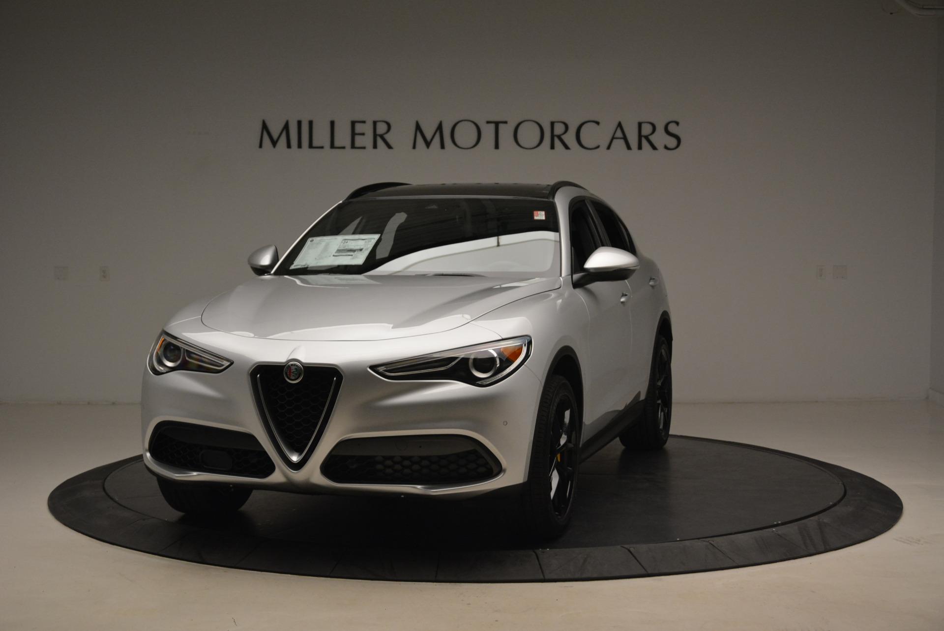 New 2018 Alfa Romeo Stelvio Ti Sport Q4 For Sale In Greenwich, CT 2058_main