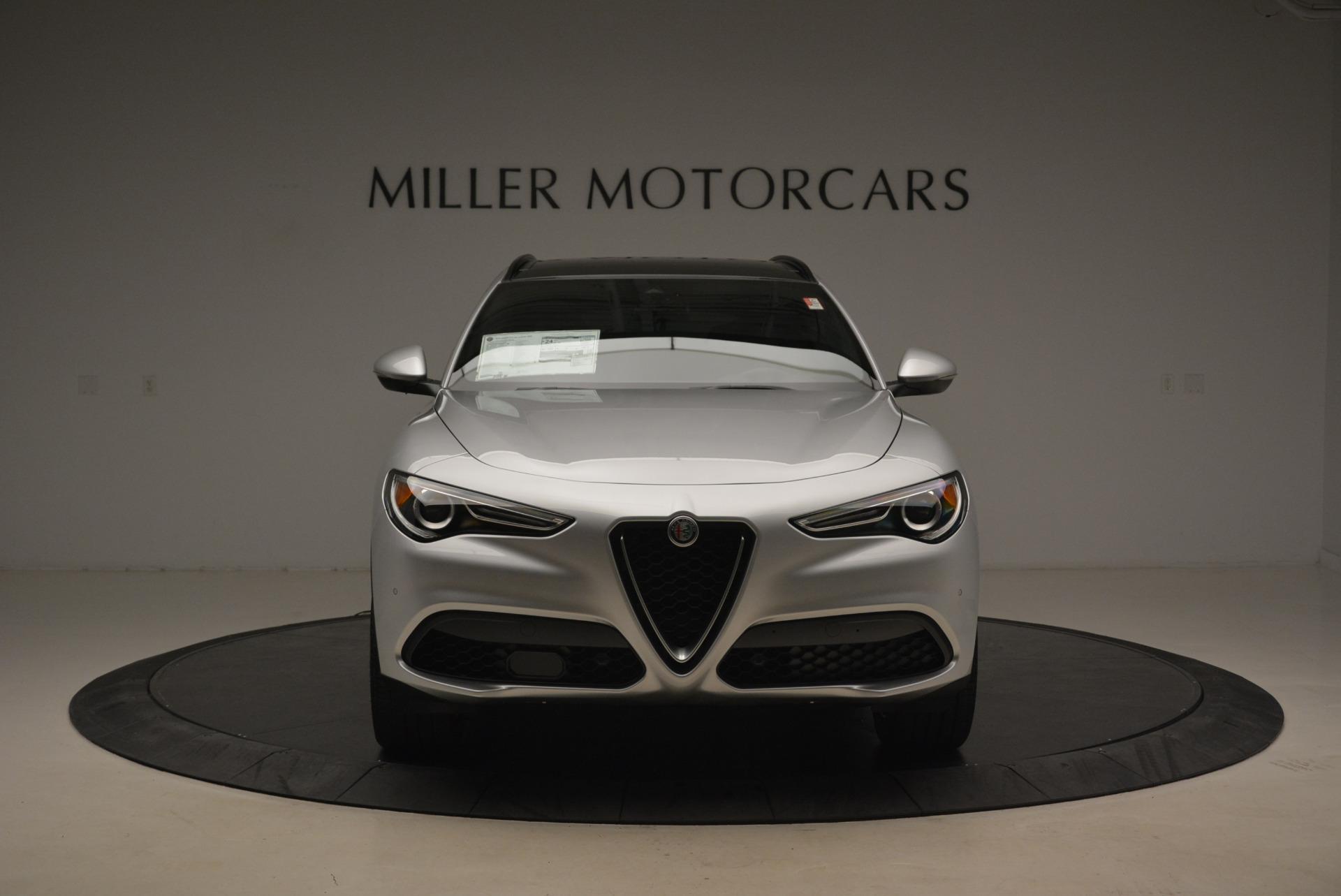 New 2018 Alfa Romeo Stelvio Ti Sport Q4 For Sale In Greenwich, CT 2058_p12