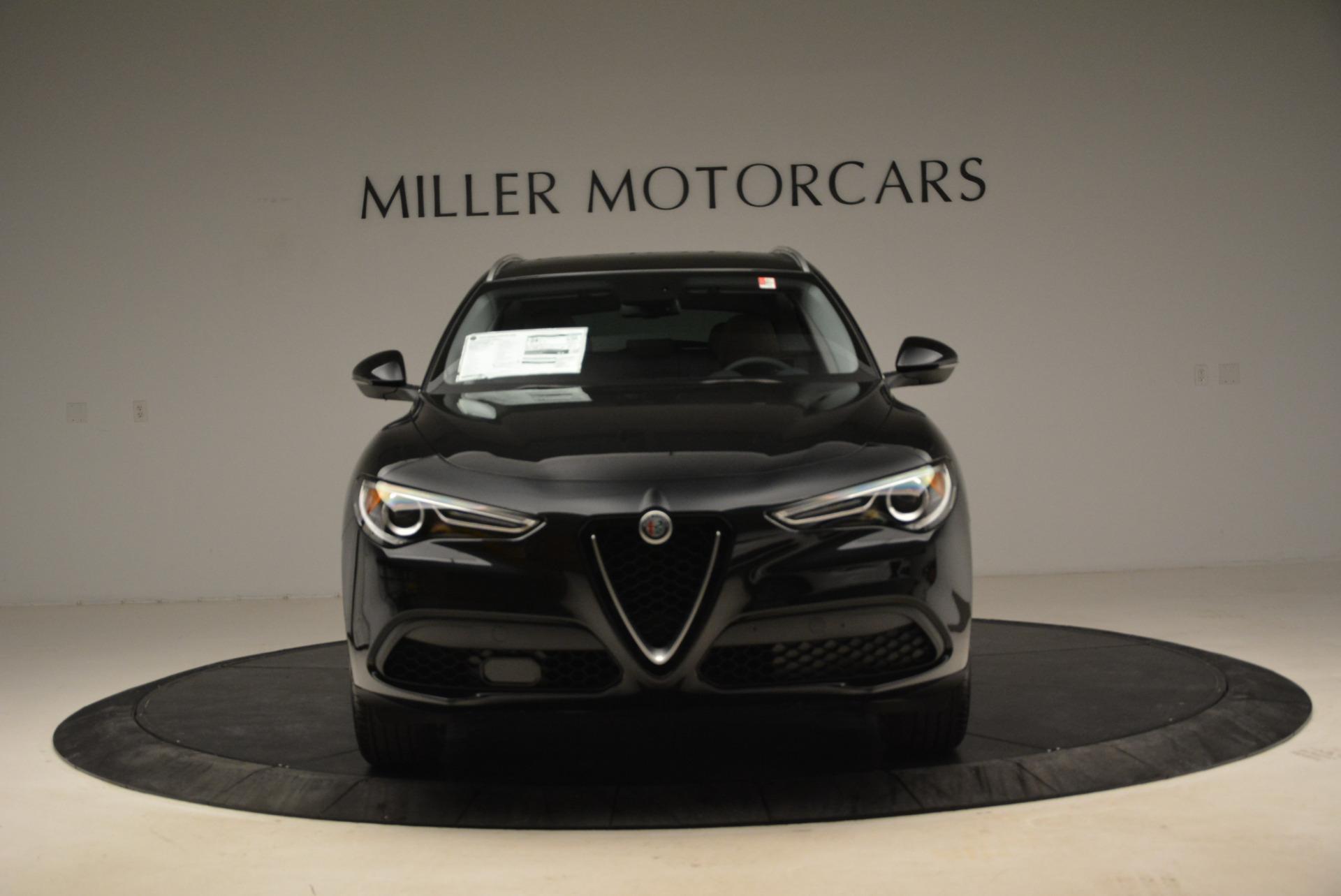 New 2018 Alfa Romeo Stelvio Q4 For Sale In Greenwich, CT 2059_p12