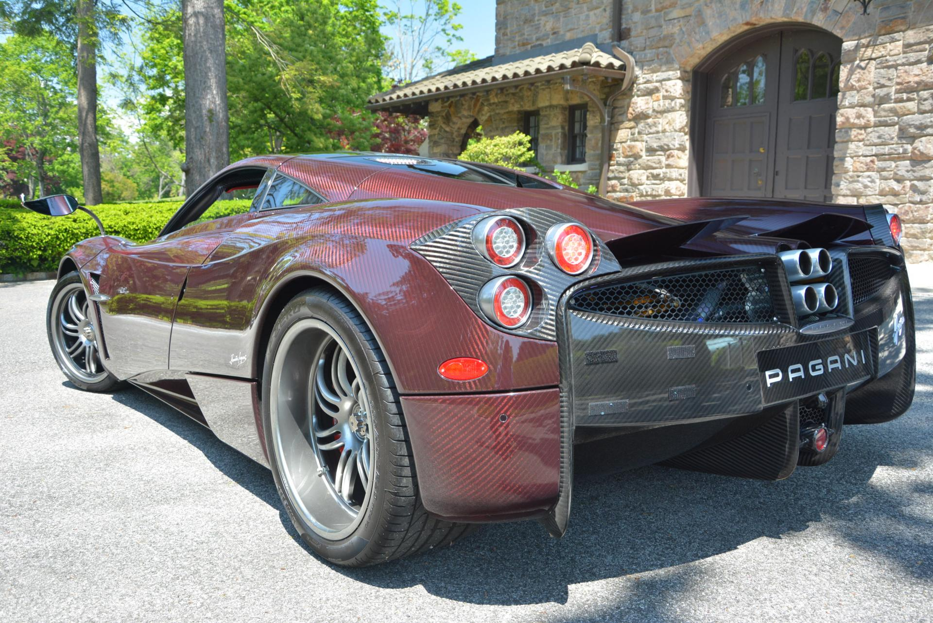 Used 2014 Pagani Huayra  For Sale In Greenwich, CT 206_p6