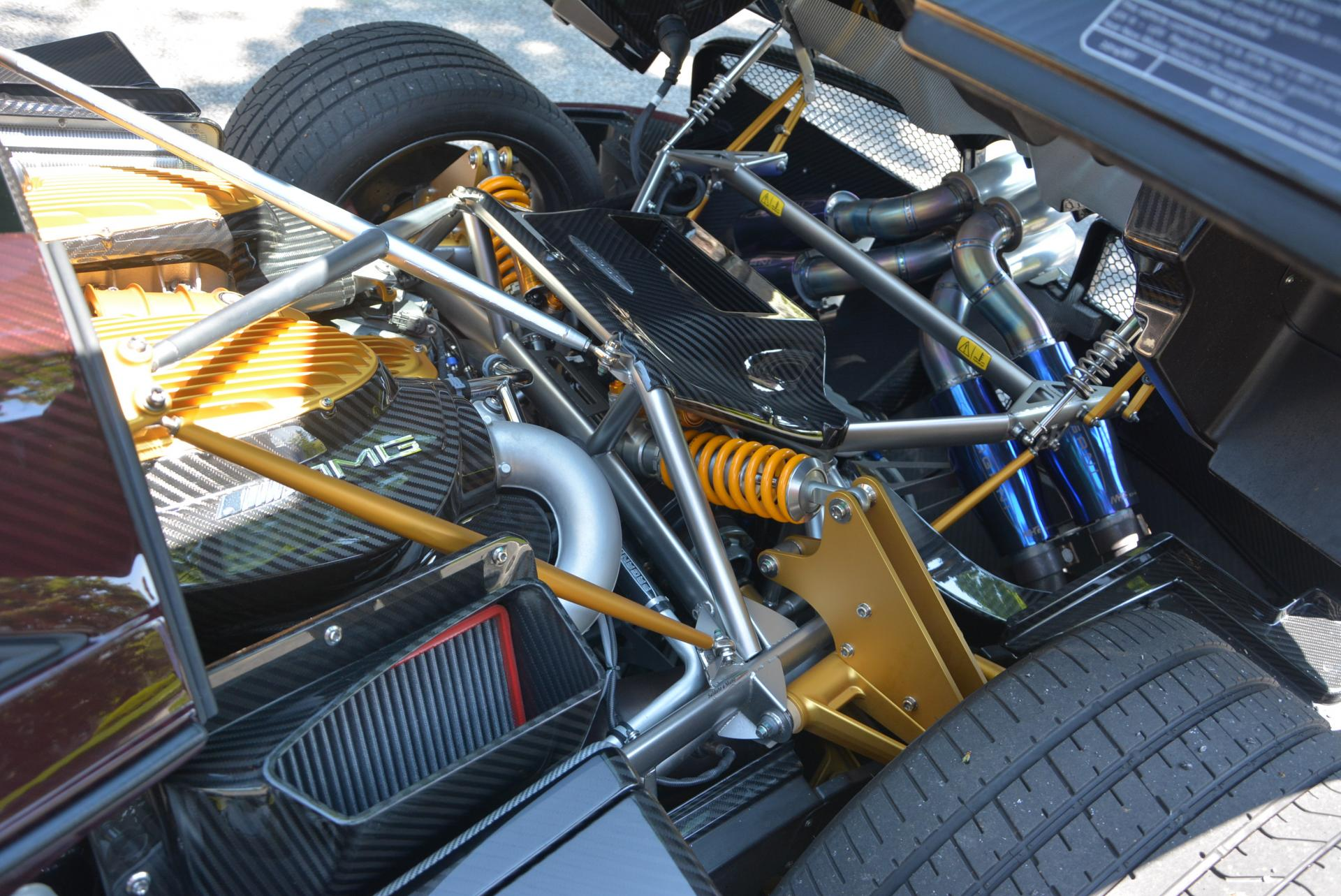 Used 2014 Pagani Huayra  For Sale In Greenwich, CT 206_p9