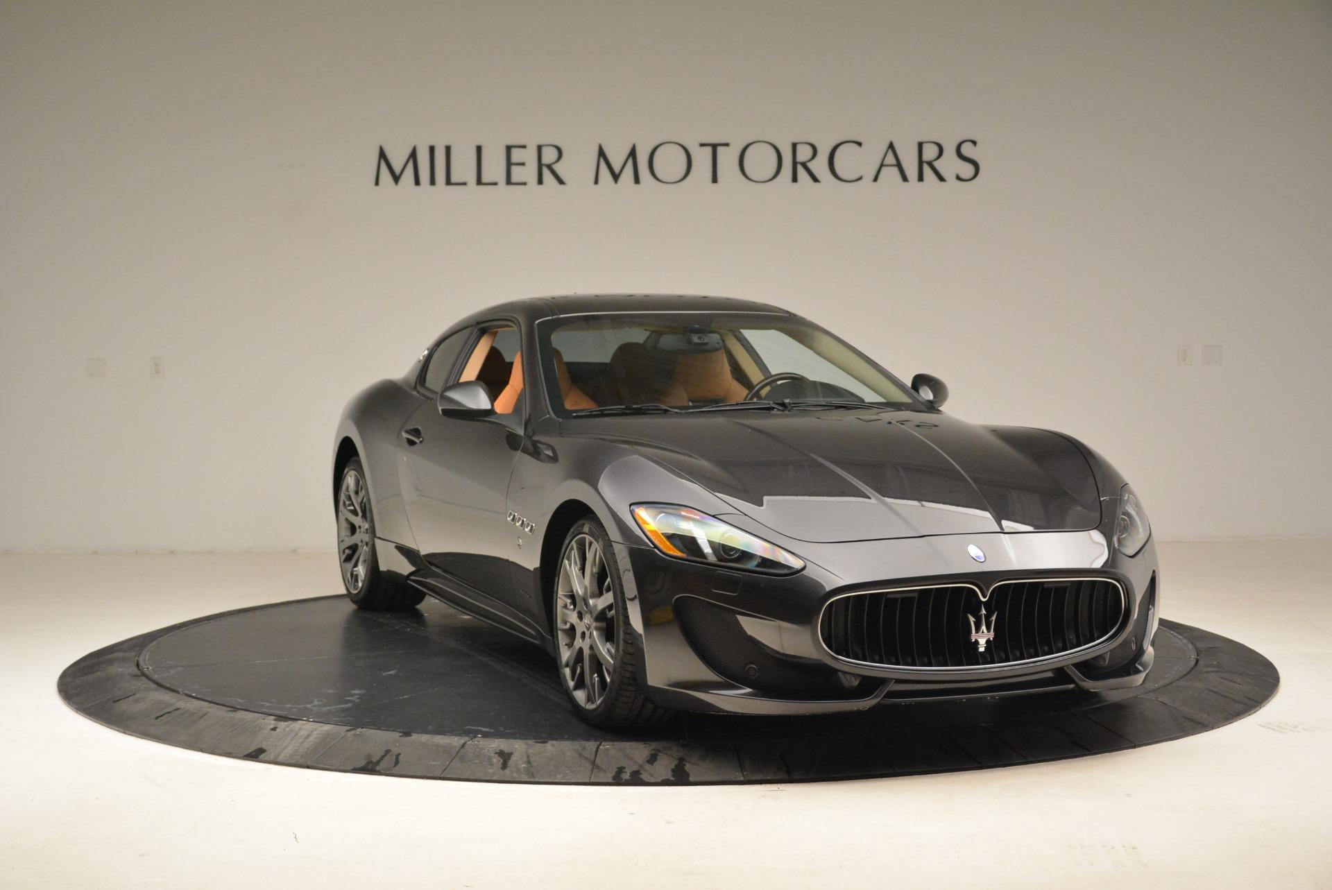 Used 2014 Maserati GranTurismo Sport For Sale In Greenwich, CT 2067_p10