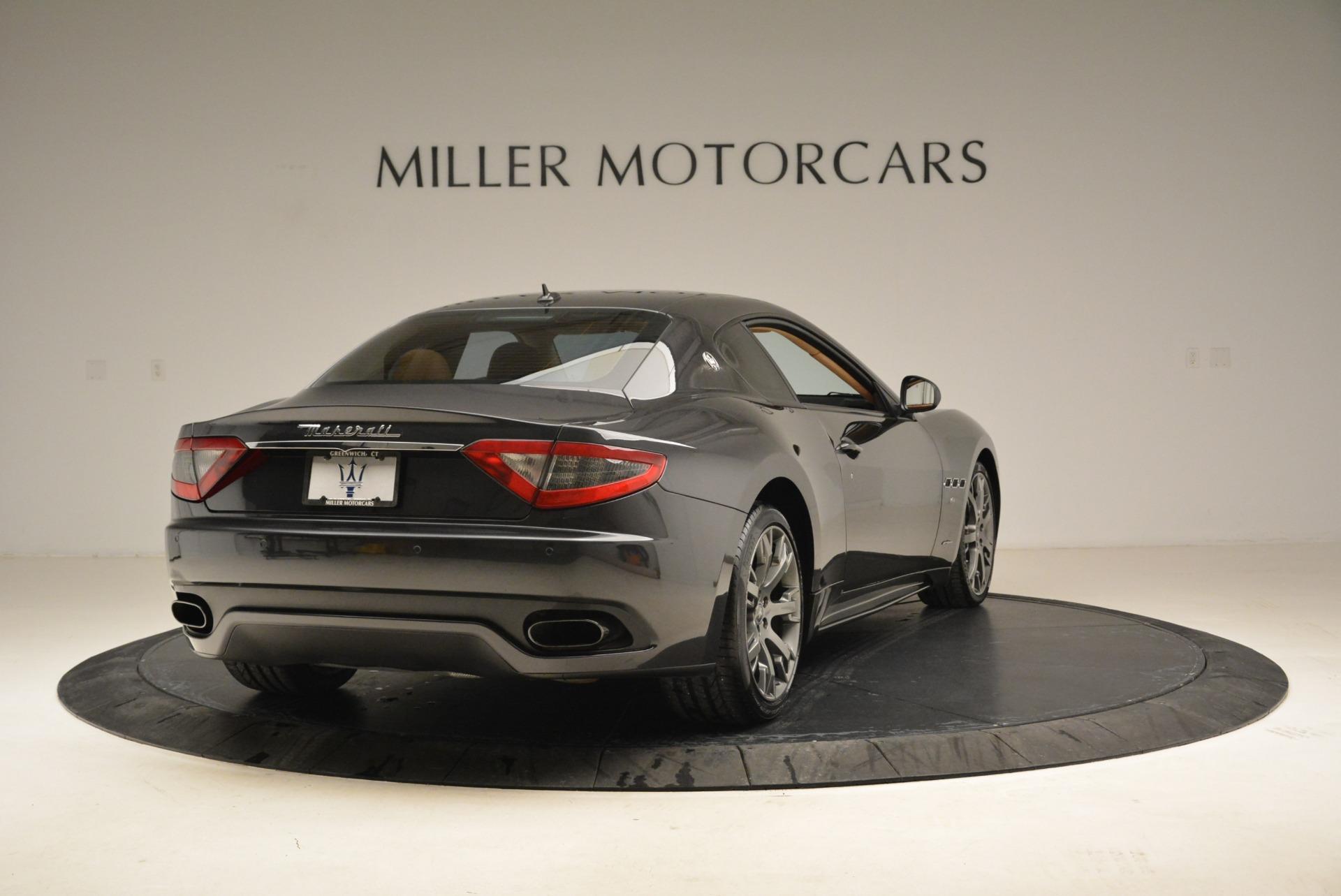 Used 2014 Maserati GranTurismo Sport For Sale In Greenwich, CT 2067_p6