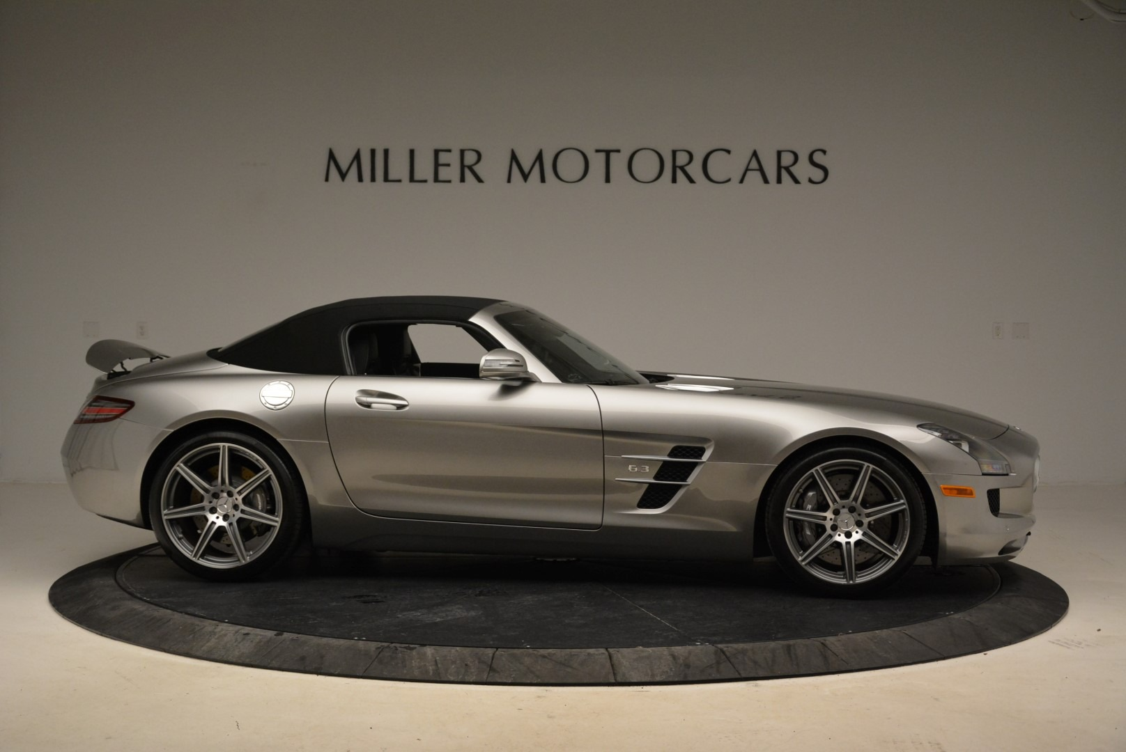 Used 2012 Mercedes-Benz SLS AMG  For Sale In Greenwich, CT 2068_p18