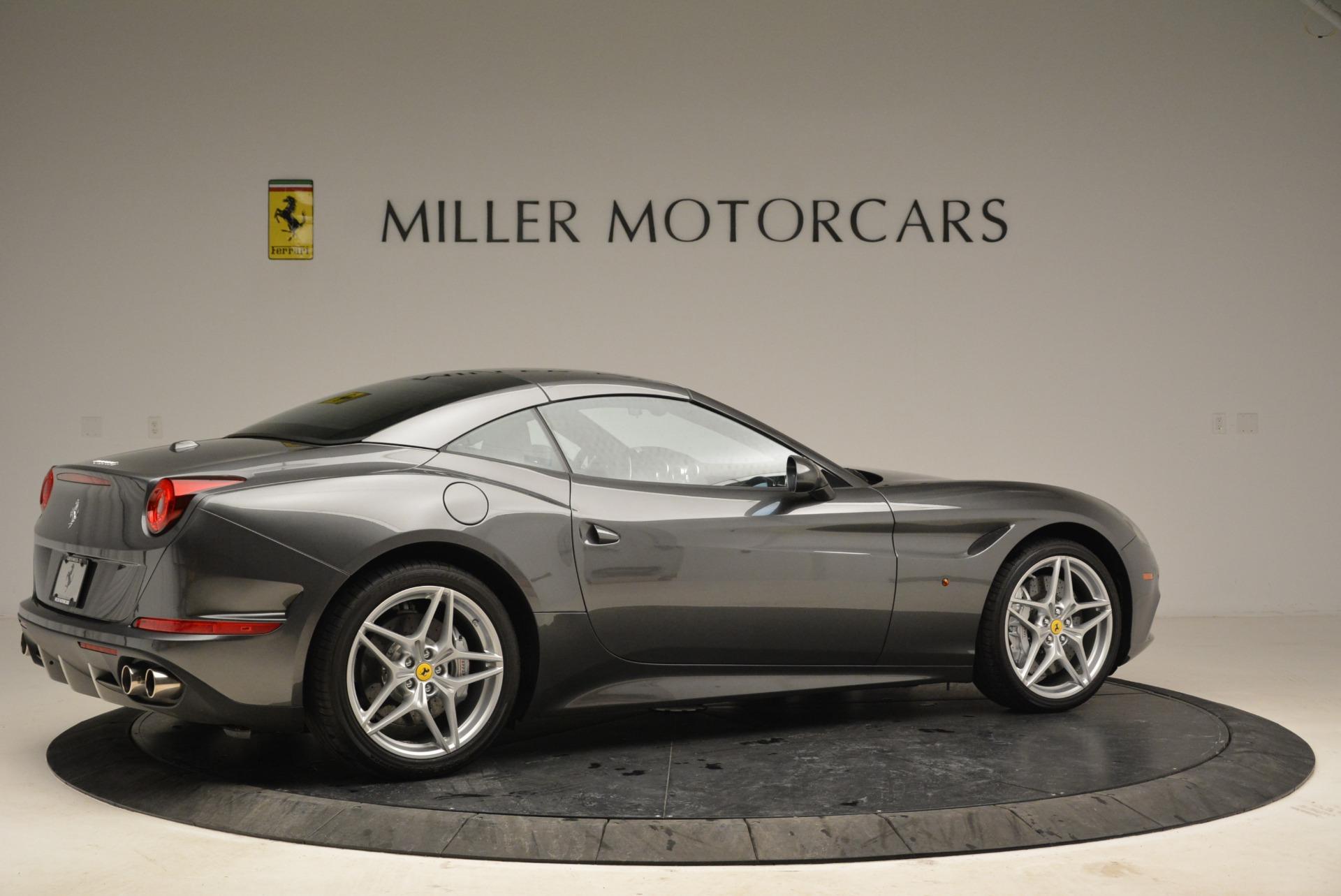 Used 2016 Ferrari California T  For Sale In Greenwich, CT 2069_p20