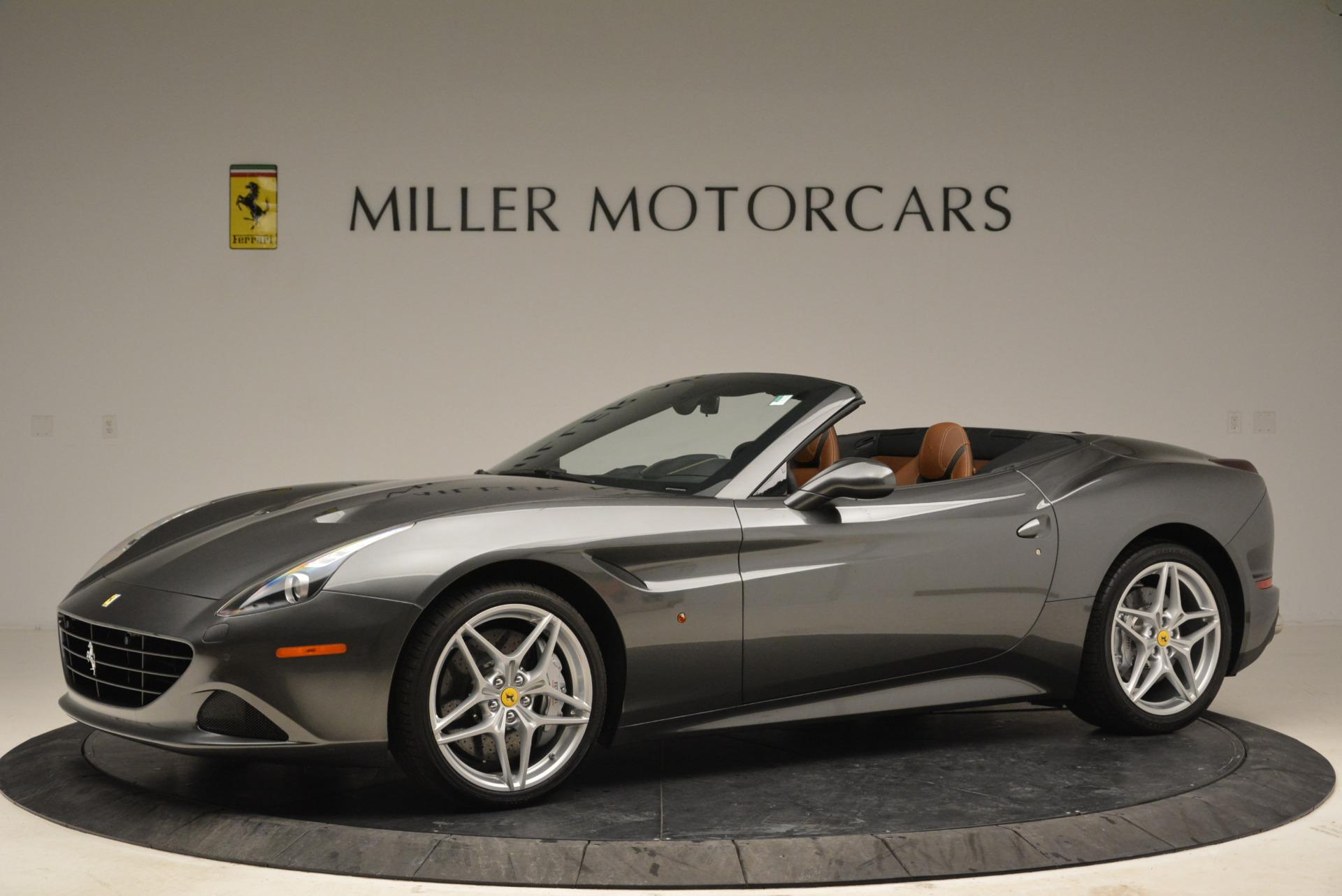 Used 2016 Ferrari California T  For Sale In Greenwich, CT 2069_p2